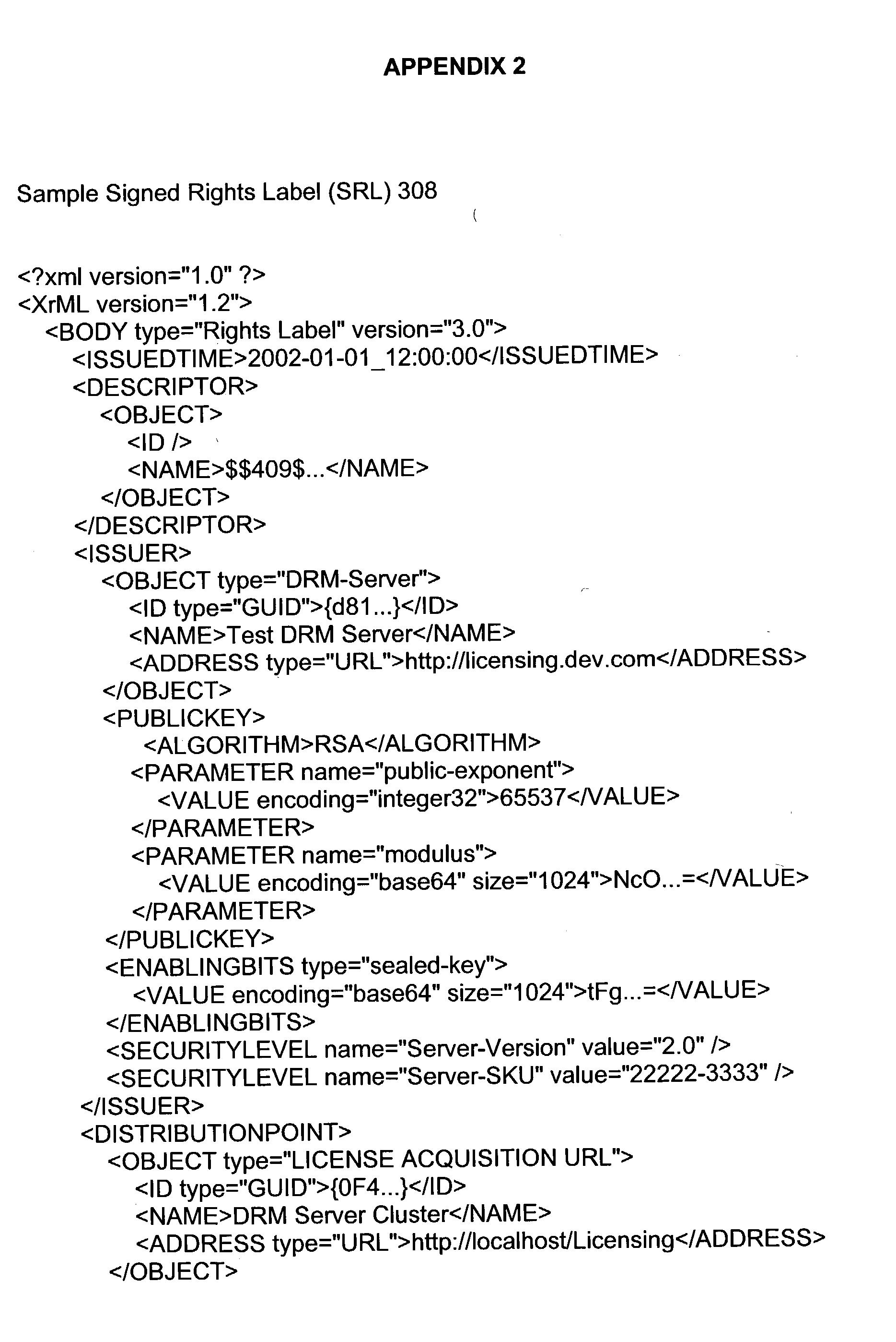 Figure US20040158731A1-20040812-P00003