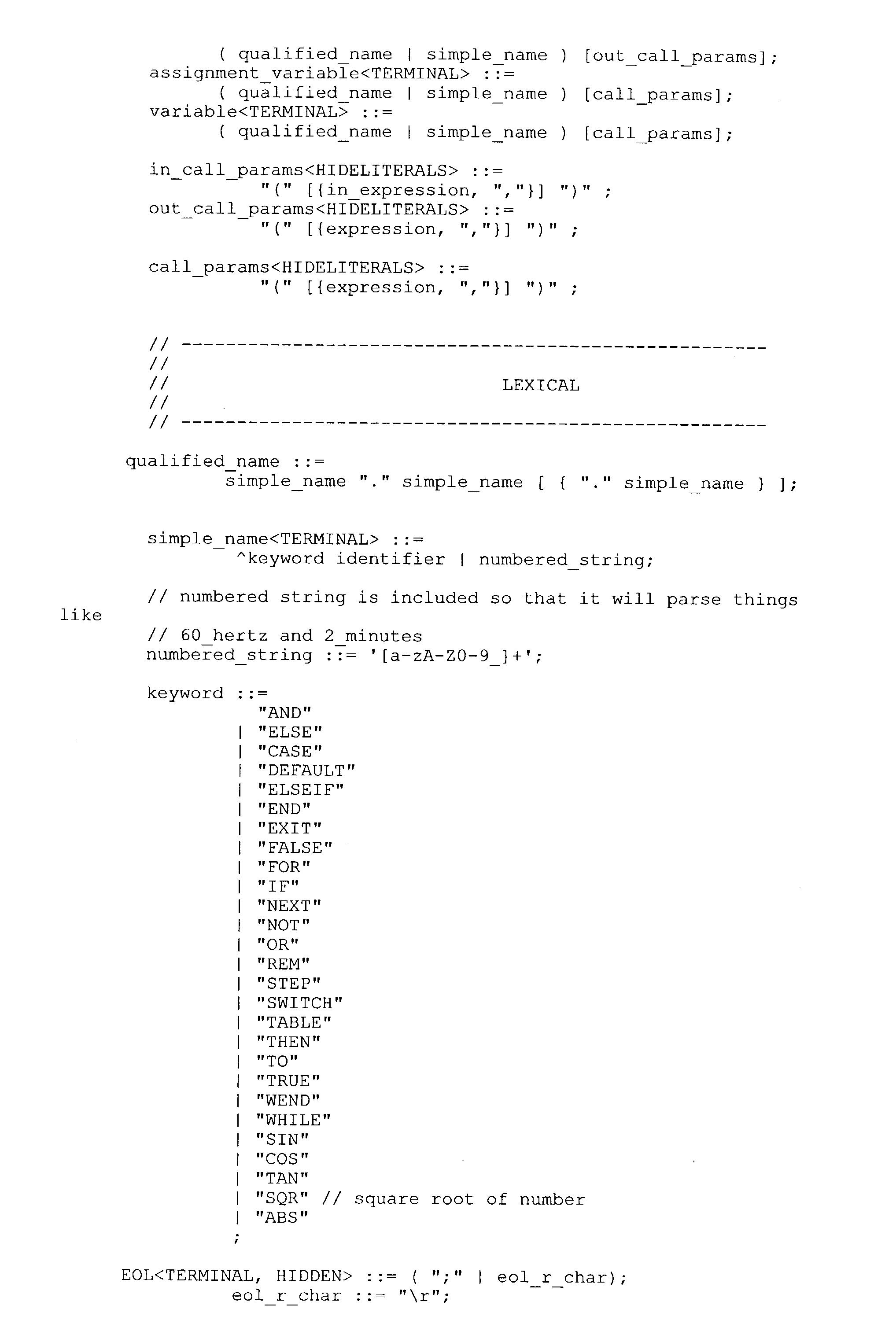 Figure US20040123272A1-20040624-P00008