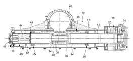 US20130193267A1 - Nose-Wheel Steering Actuator - Google Patents