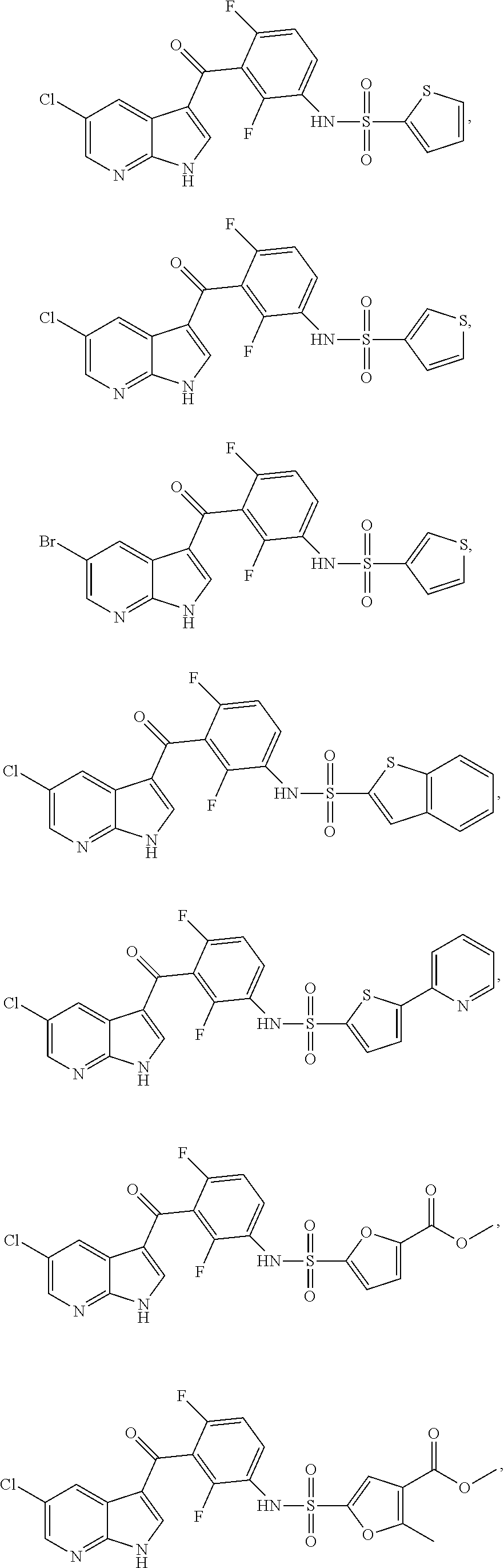 US20110092538A1 - Compounds and methods for kinase modulation, and