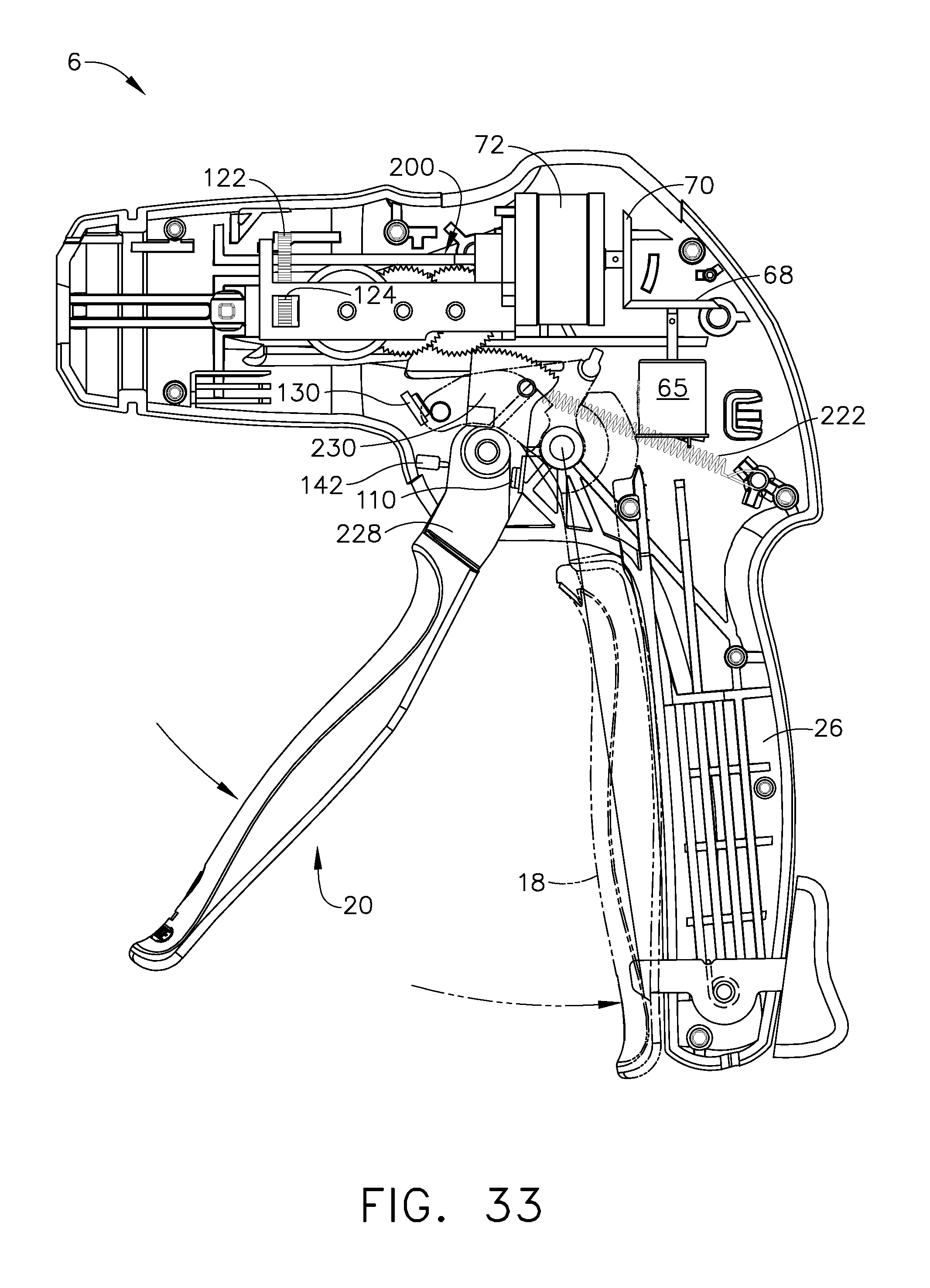 us8292155b2 motor driven surgical cutting and fastening instrumentus8292155b2 motor driven surgical cutting and fastening instrument with tactile position feedback google patents