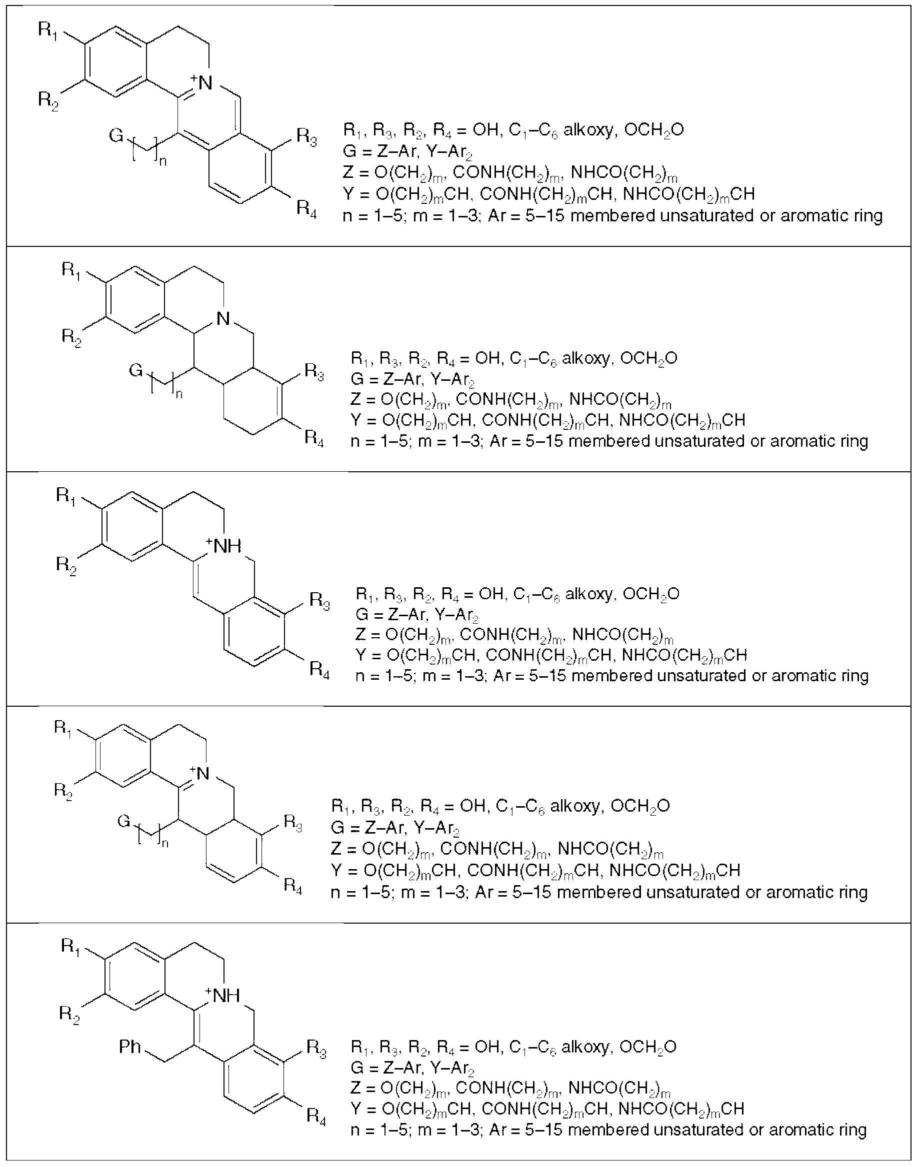 WO A1 Berberine Salts Ursodeoxycholic Salts And