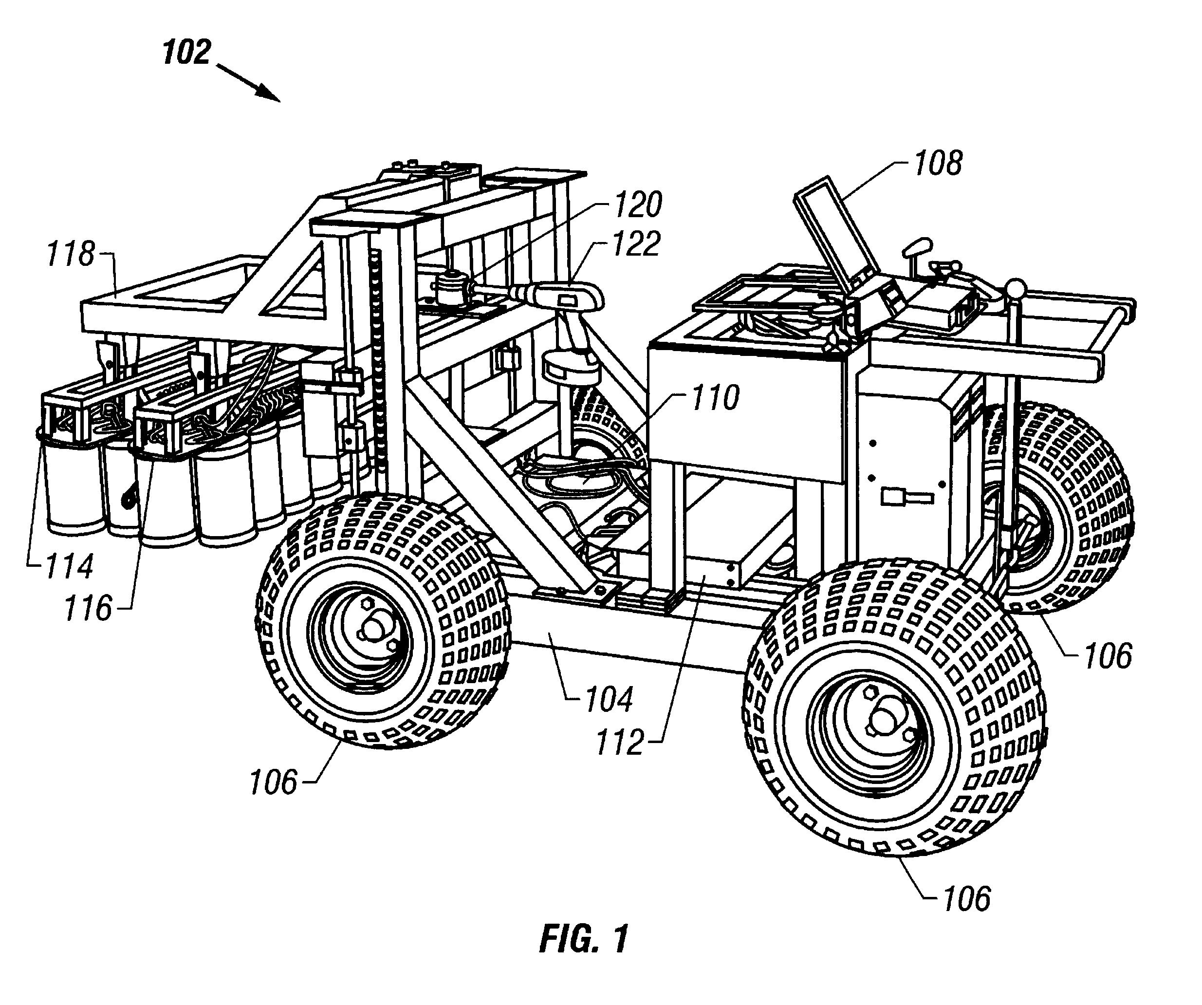 US6445334B1 - Ground penetrating radar system - Google Patents