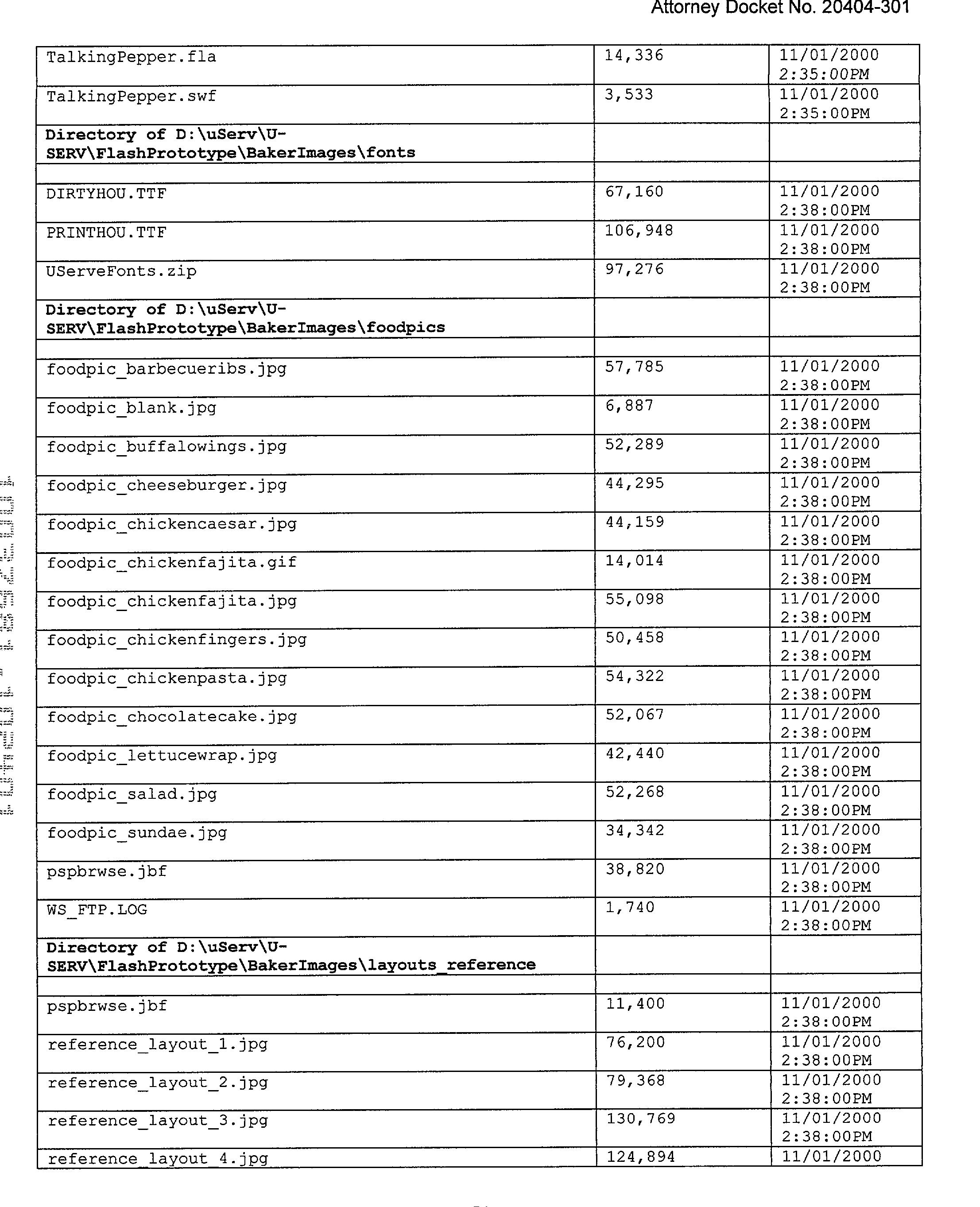 Figure US20030078793A1-20030424-P00016
