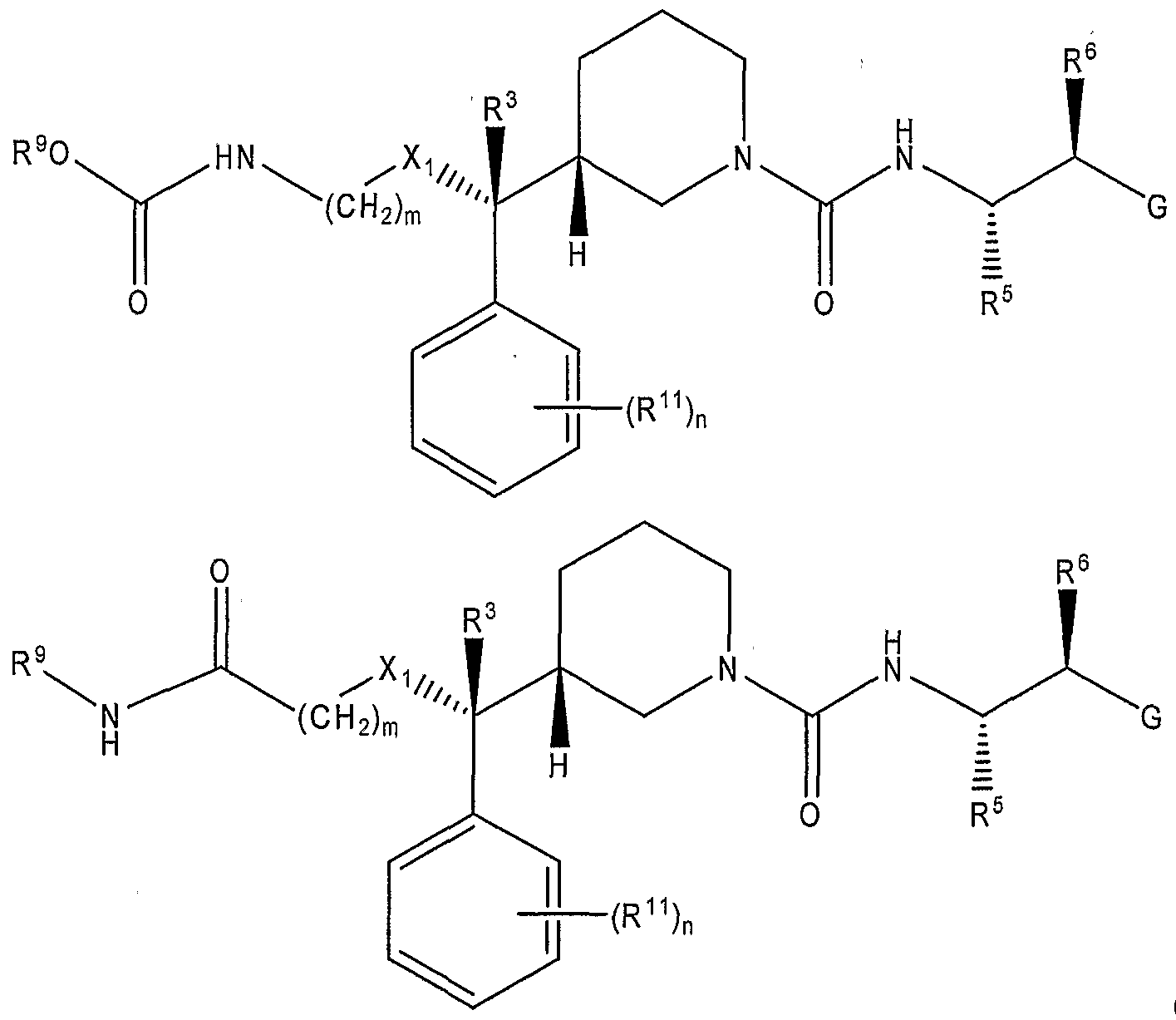 WO2007070201A1 - Aspartic protease inhibitors - Google Patents