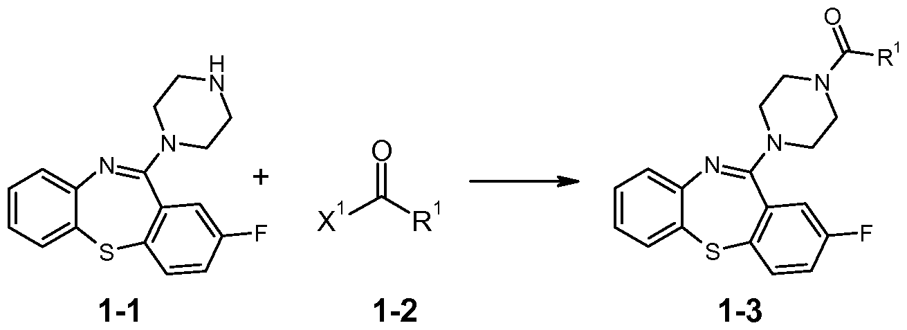 WO2009154563A1 - Dibenzothiazepine derivatives and use