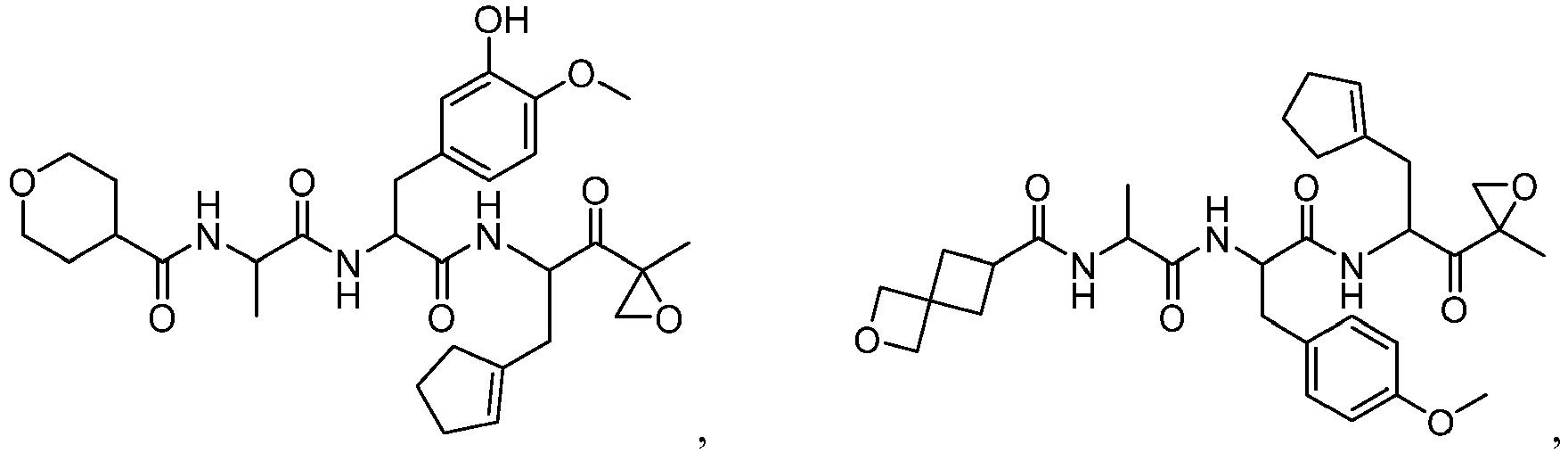 EP2970224B1 - Tripeptide epoxy ketone protease inhibitors