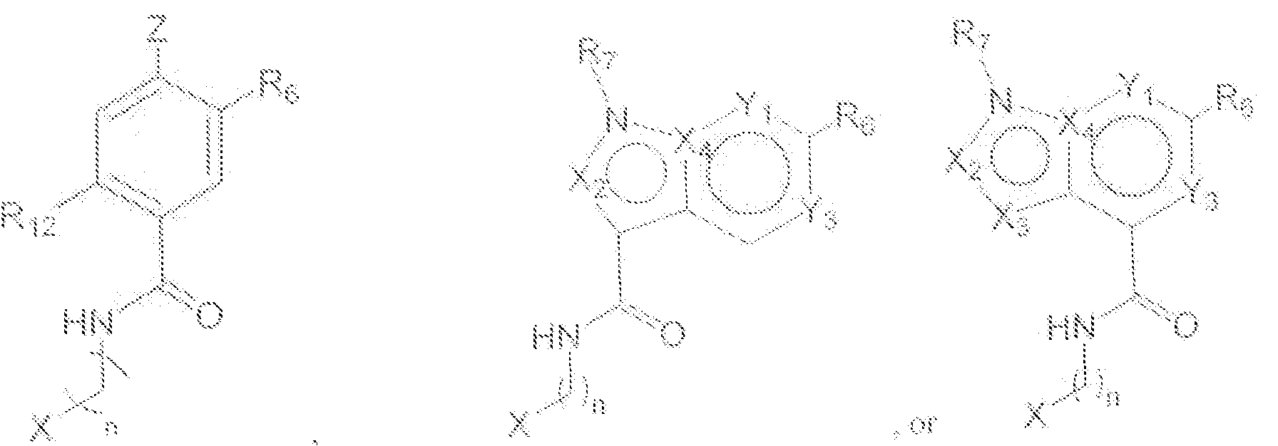 WO2015200650A1 - Substituted benzene and 6,5-fused bicyclic
