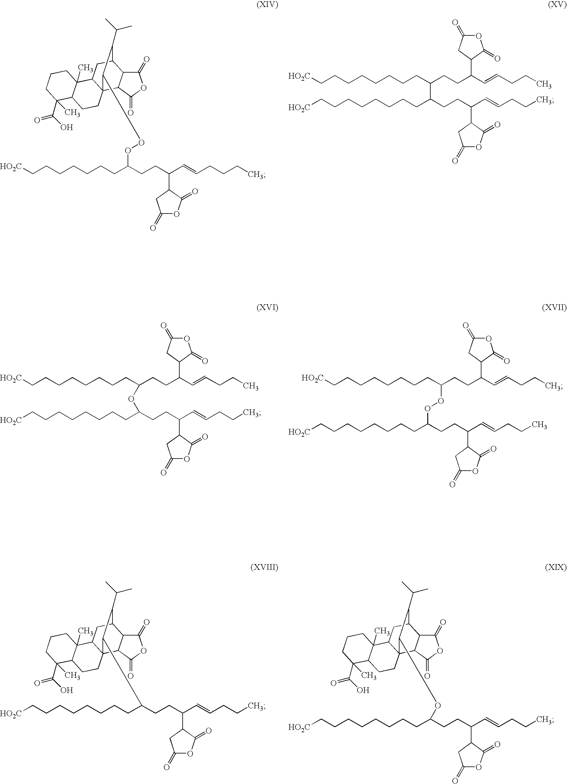 US8133970B2 - Oxidized and maleated derivative compositions - Google