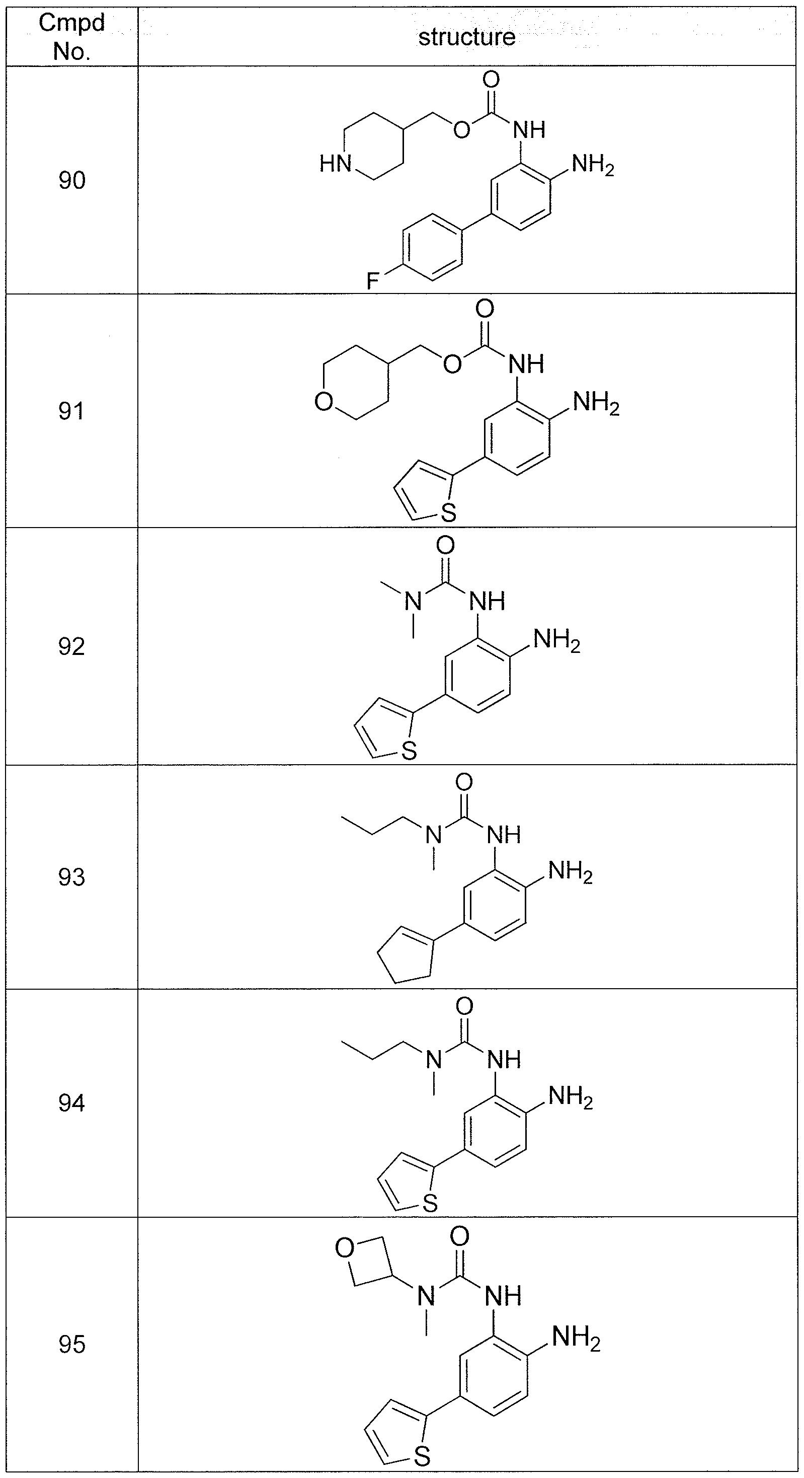 WO2012149540A1 - Inhibitors of histone deacetylase - Google Patents