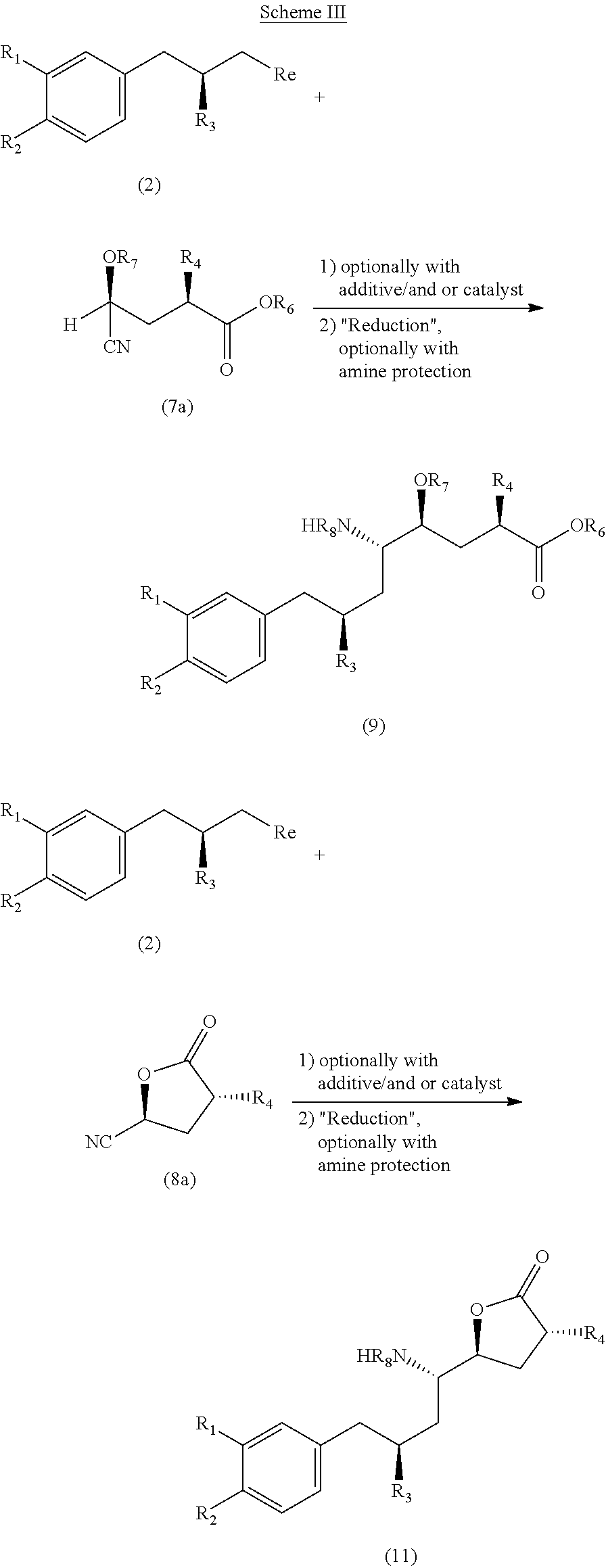 US20110008852A1 - Convergent synthesis of renin inhibitors