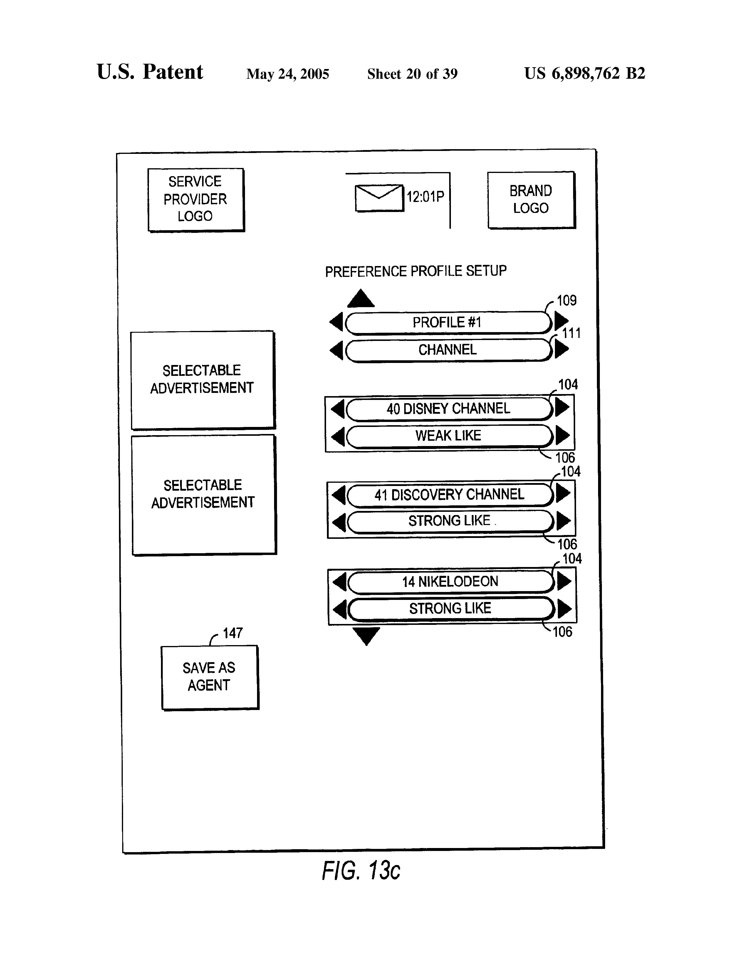 US6898762B2 - Client-server electronic program guide