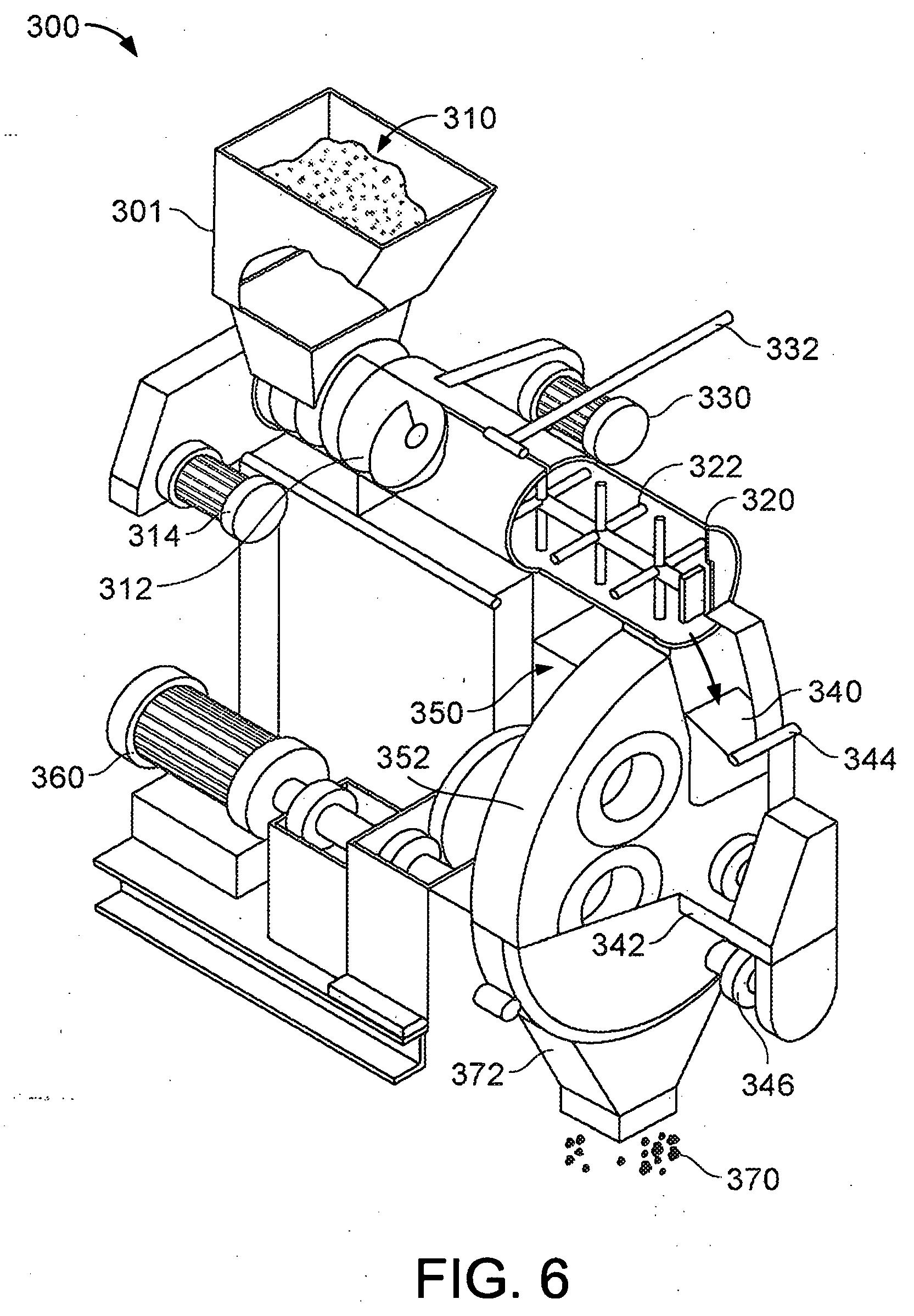 EP2279256B1 - Traitement de la biomasse - Google Patents