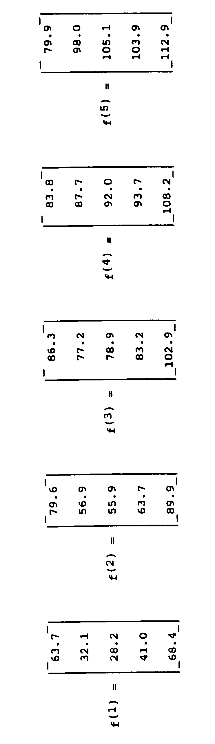 Ep0545641a2 Determining Pneumatic Tire Pressure And Or Vehicle Temperature Load Force 038 Other Sensors Figure Imgb0008
