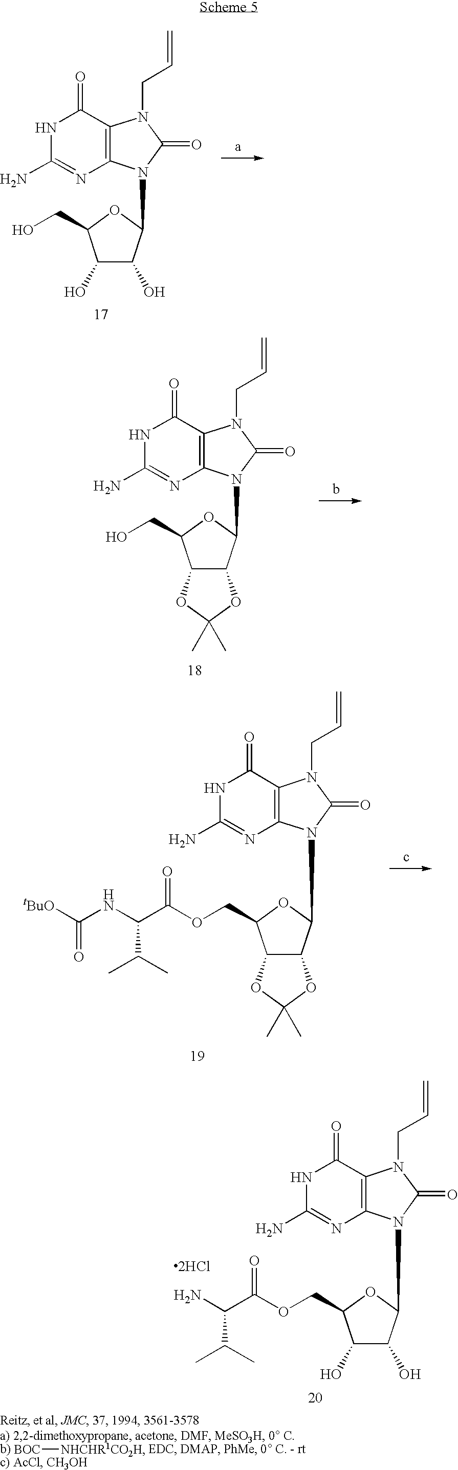 us20090298863a1 administration of tlr7 ligands and prodrugs  figure us20090298863a1 20091203 c00018
