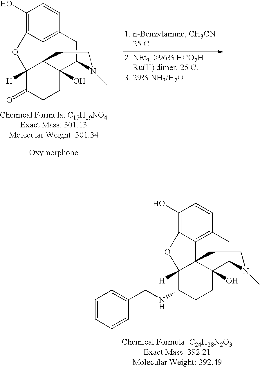 US8519133B2 - Preparation of 6-alpha-amino N-substituted