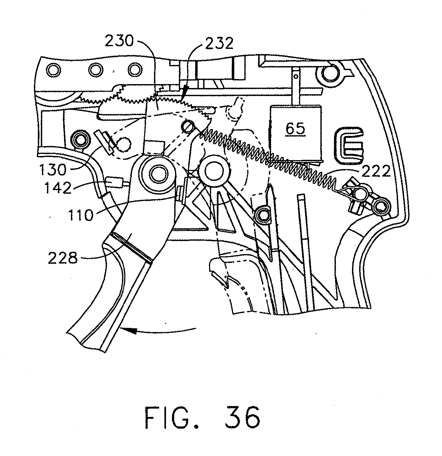 us20130020375a1 surgical instrument patents 07 Honda Fit Steering Wheel