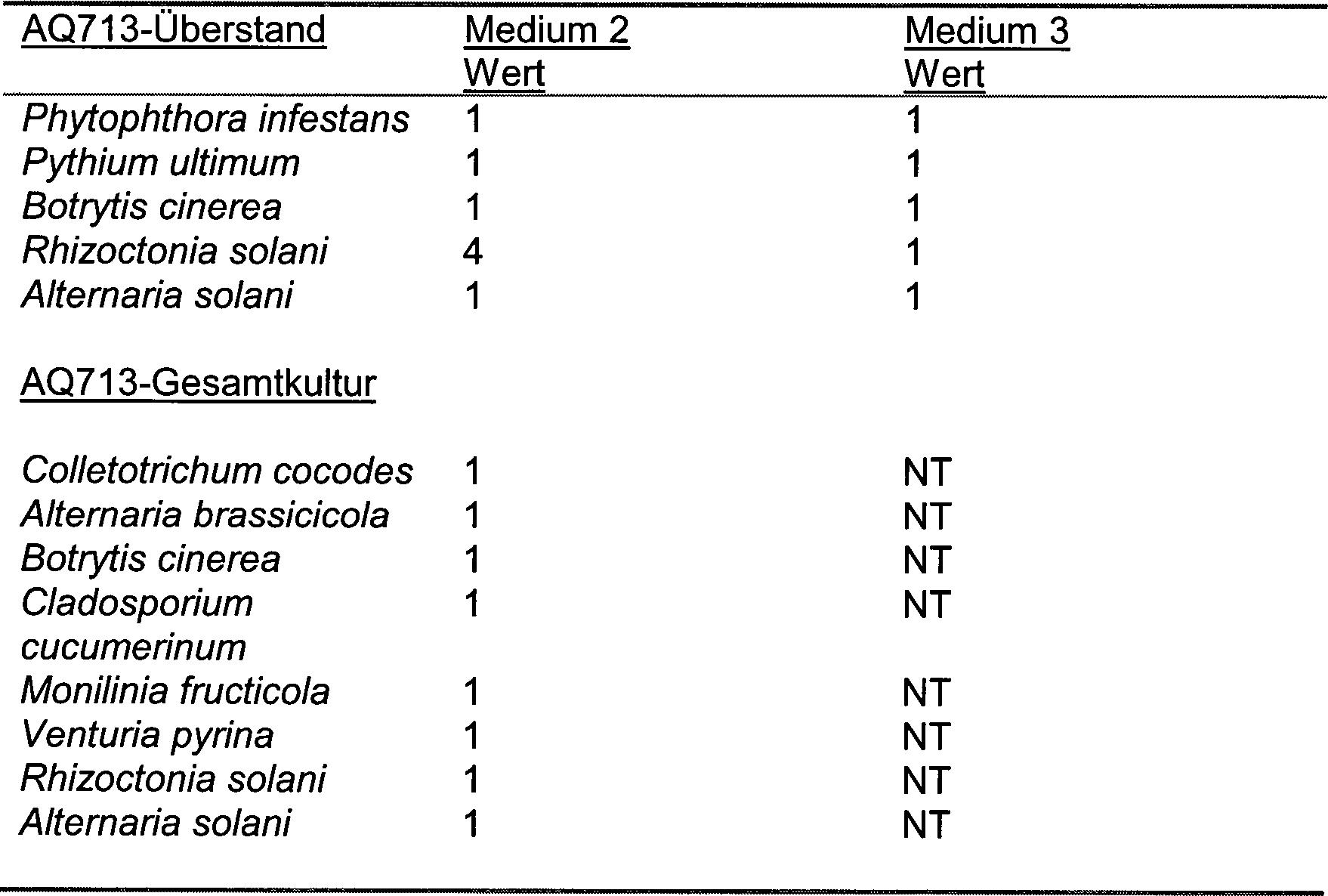 DE69835206T2 - Novel Bacillus strain for the control of corn ...