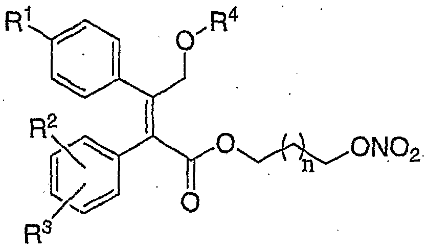 WO2004103955A1 - Nitric oxide releasing prodrugs of diaryl-2-(5h