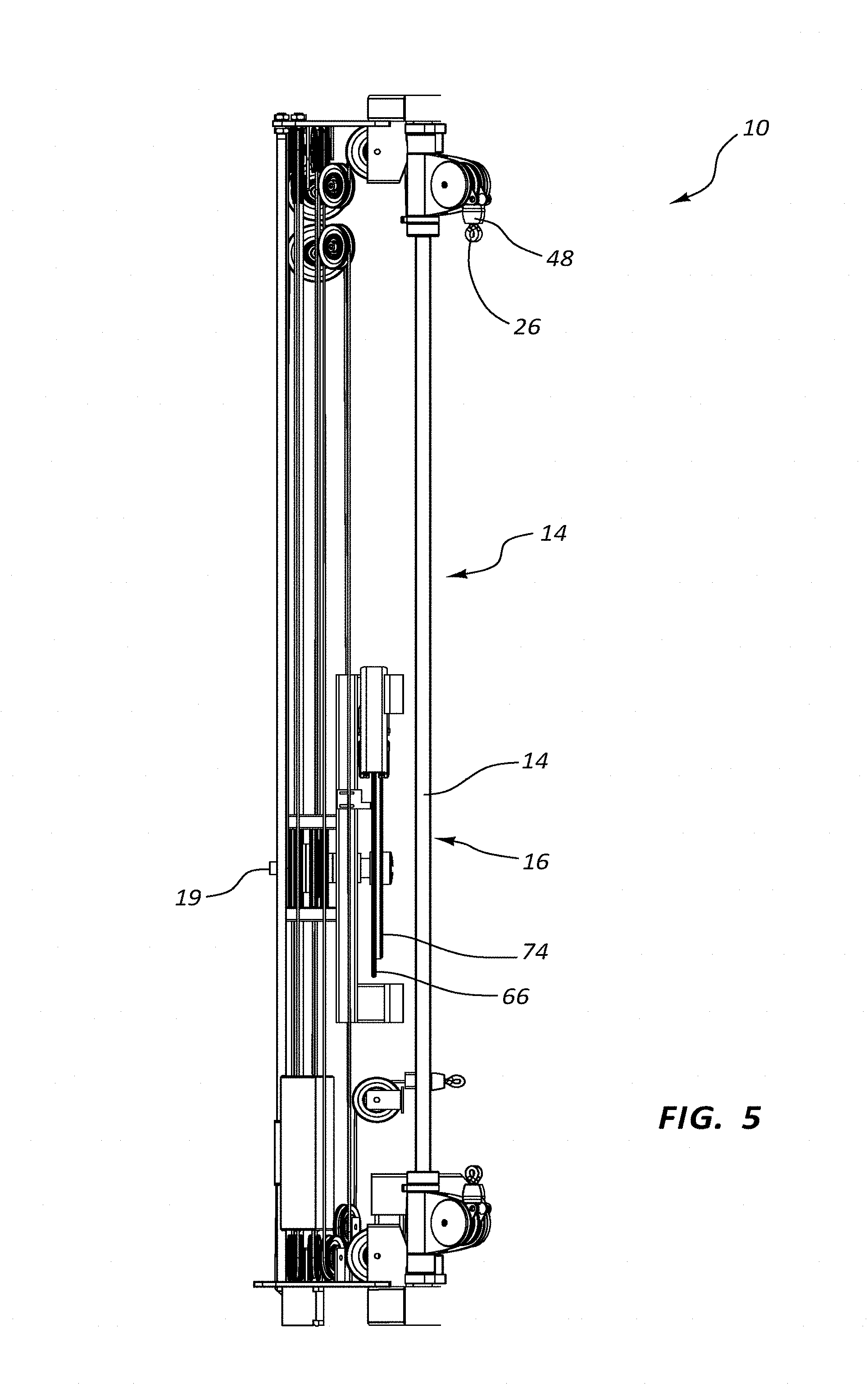 Remarkable Us10188890B2 Magnetic Resistance Mechanism In A Cable Machine Wiring Cloud Hisonuggs Outletorg
