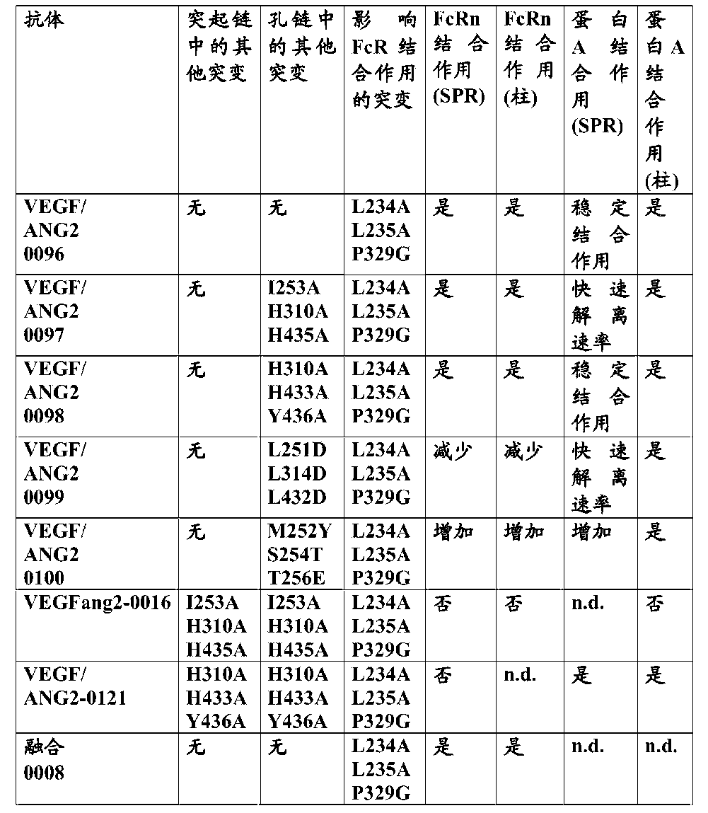 CN105164157A - FC-receptor binding modified asymmetric antibodies