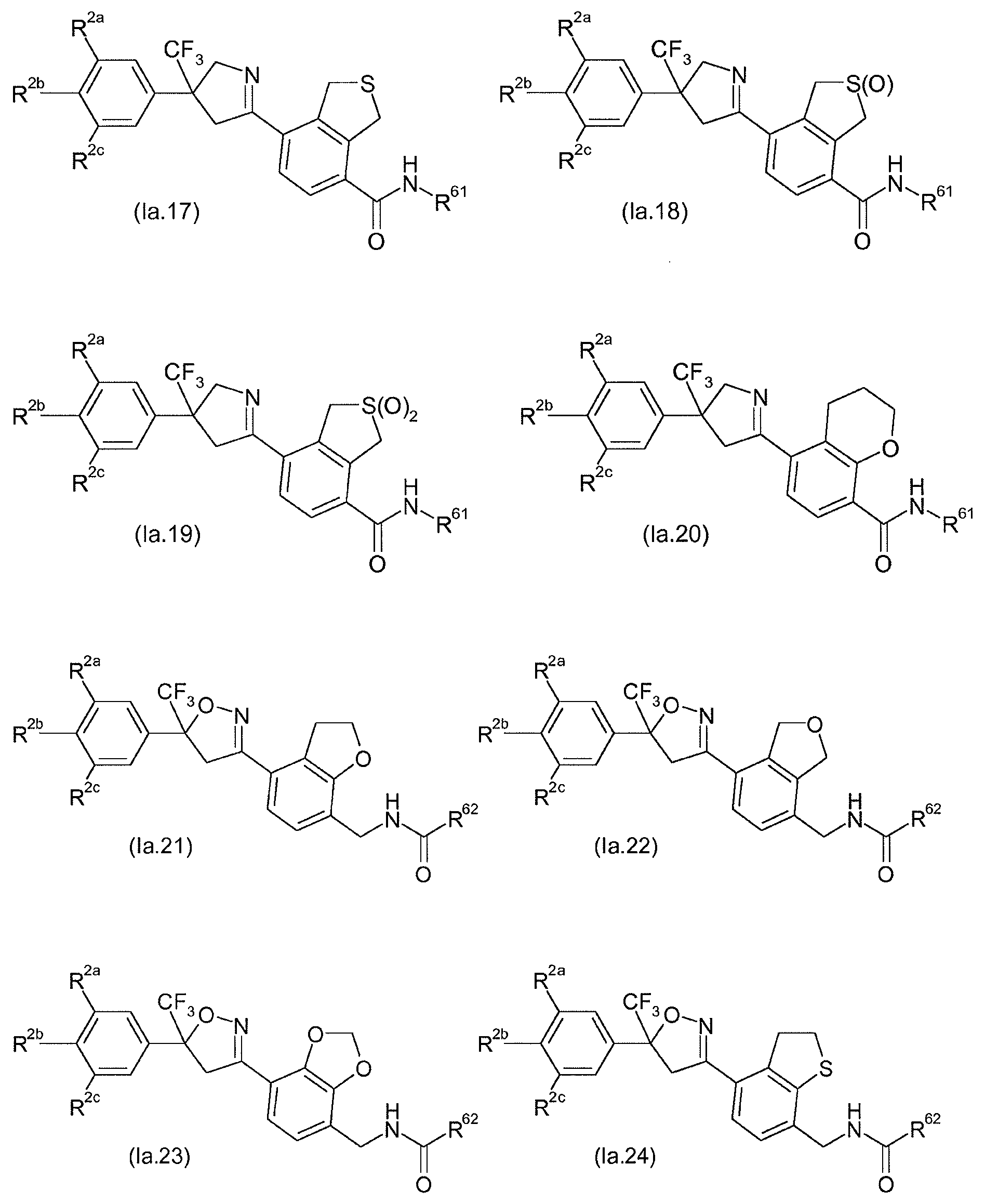 6323f8bef6a39 KR20170099993A - Azoline compounds substituted by a condensed ring ...