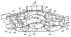 US6892519B2 - Adjustable baffle for mowing deck - Google Patents