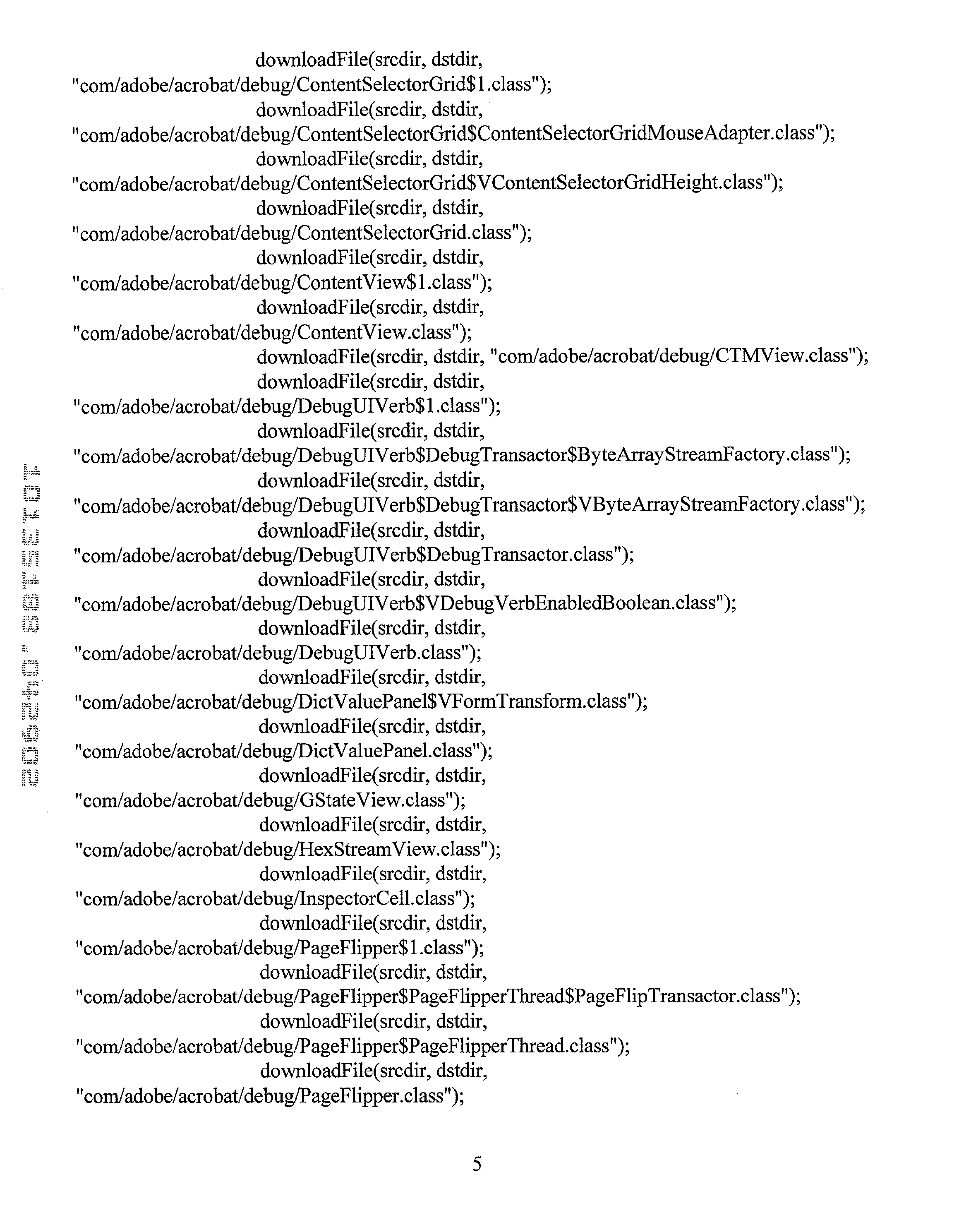 Figure US20030037253A1-20030220-P00075