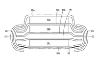 US8596182B2 - Spall liner - Google Patents