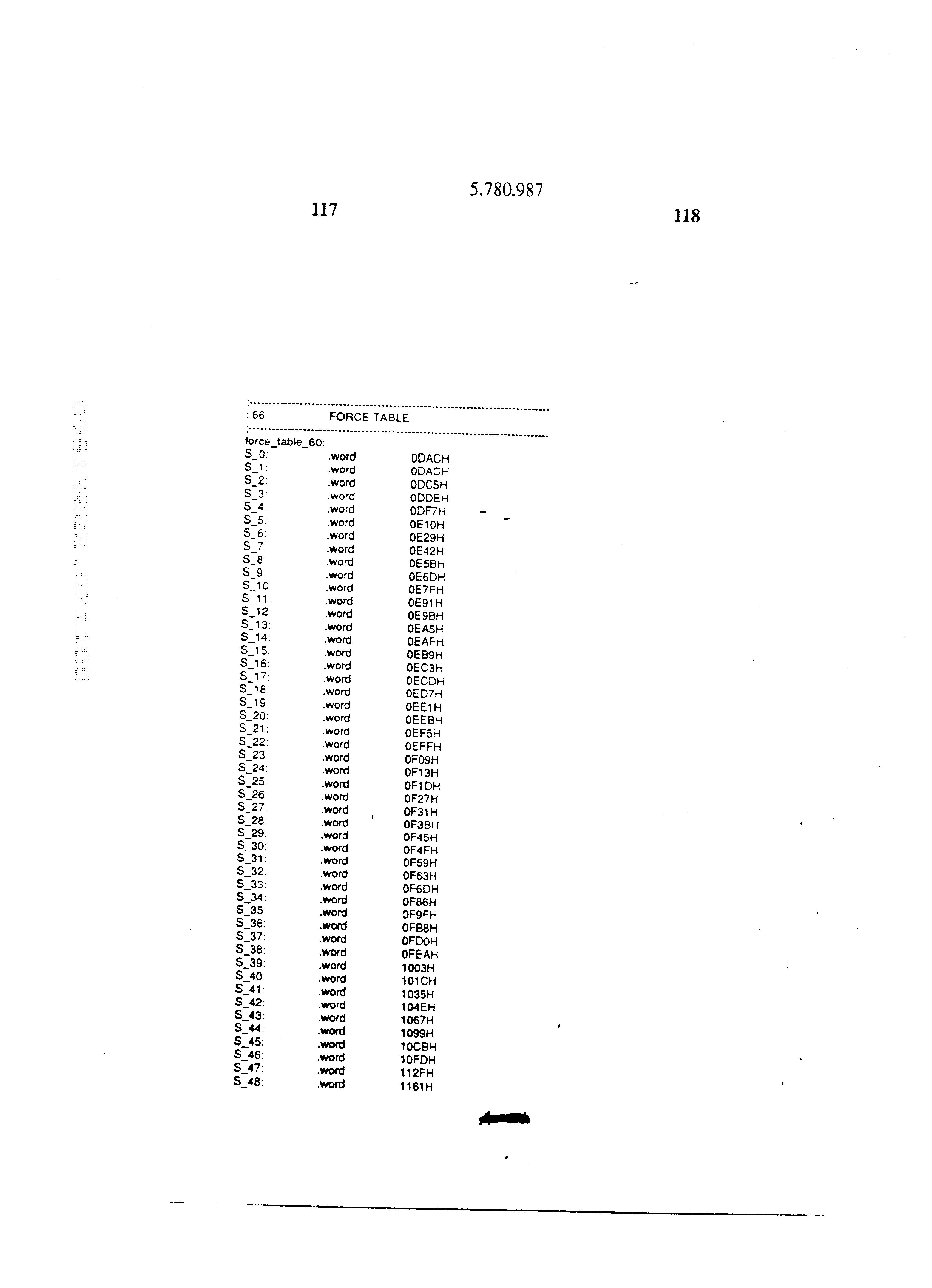 Figure USRE037784-20020709-P00056