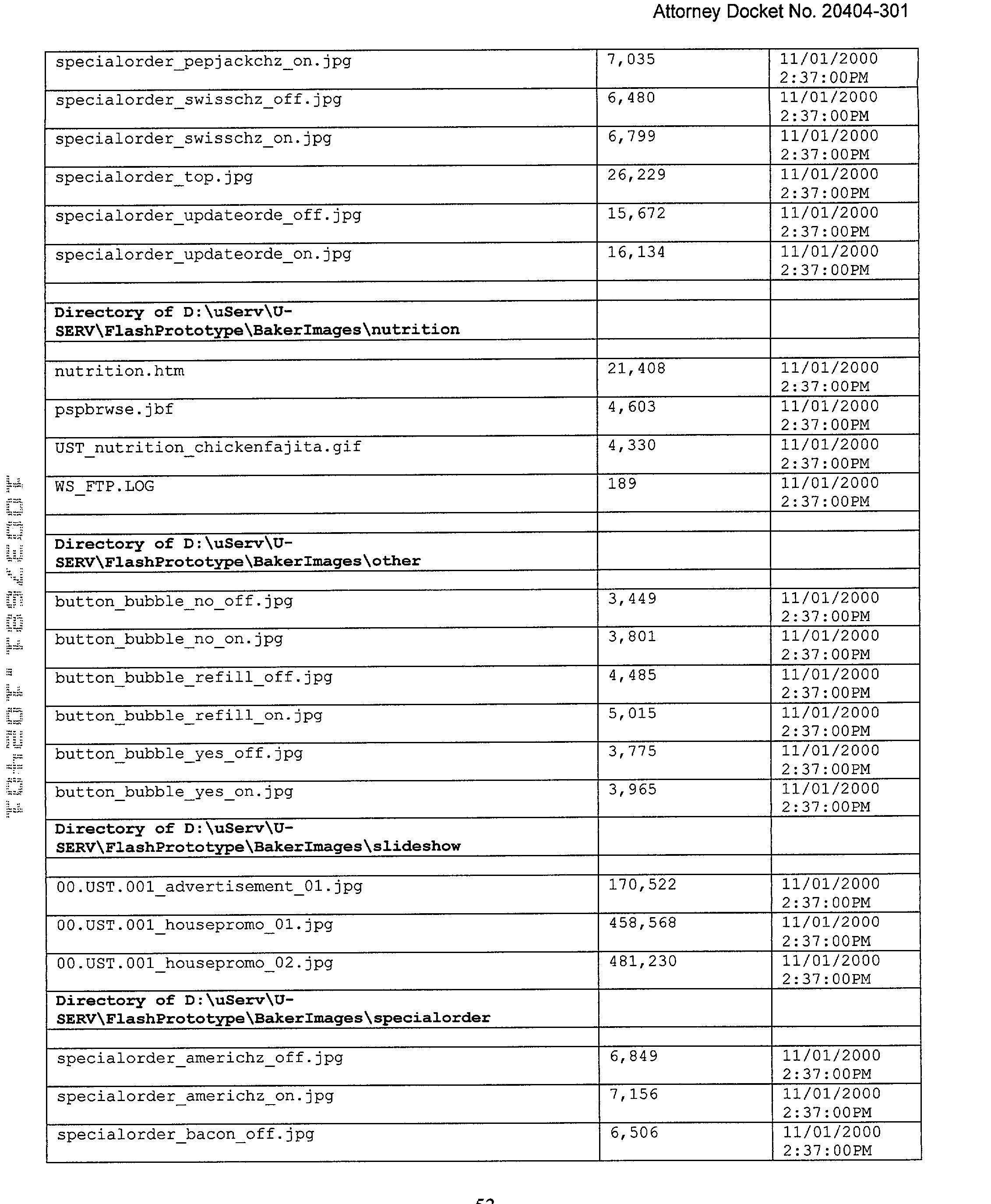 Figure US20030078793A1-20030424-P00018