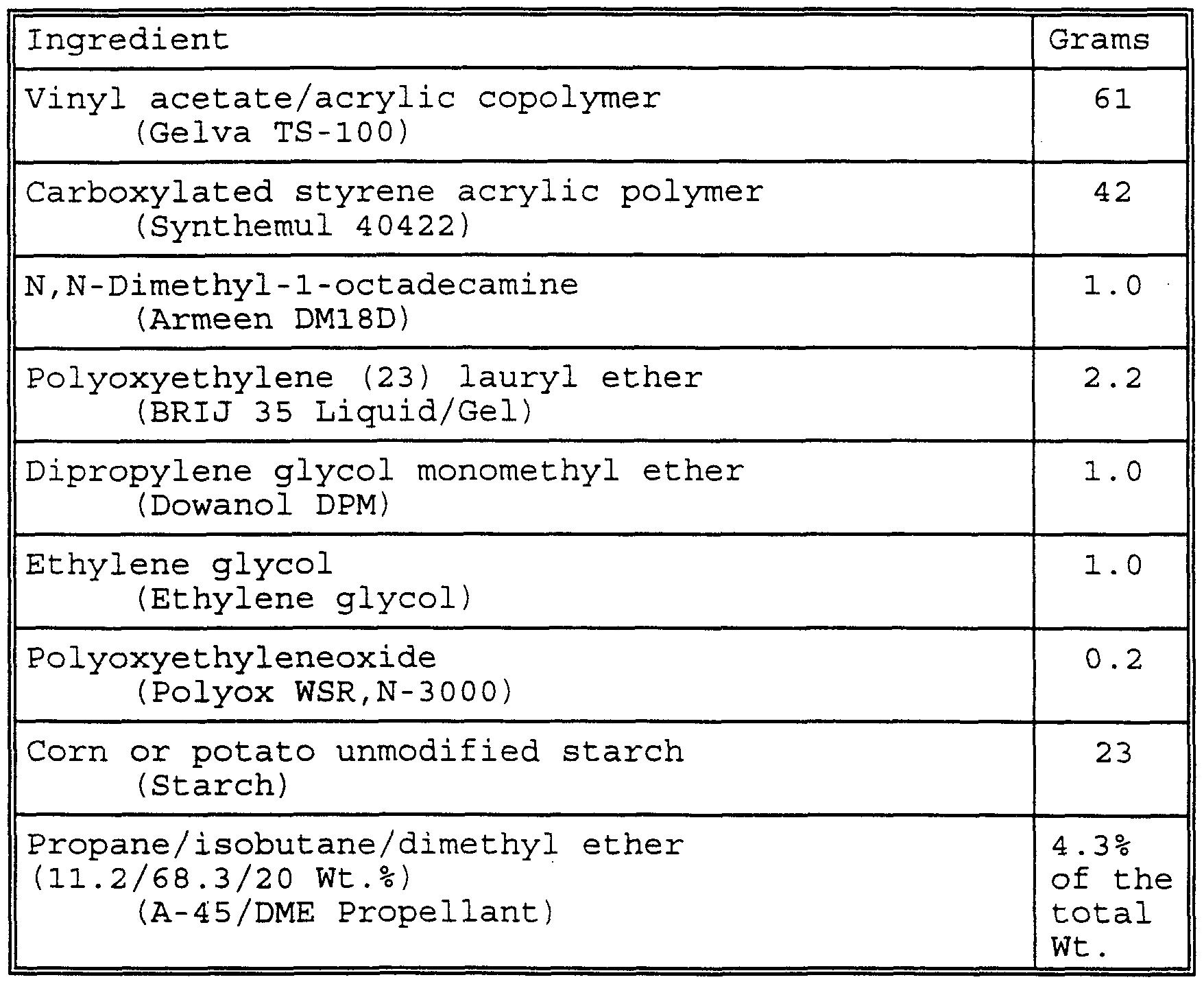 Wo2000002958a1 Improved Latex Foam Google Patents