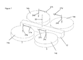 US20170121034A1 - Quadcopter with pitched propeller configuration