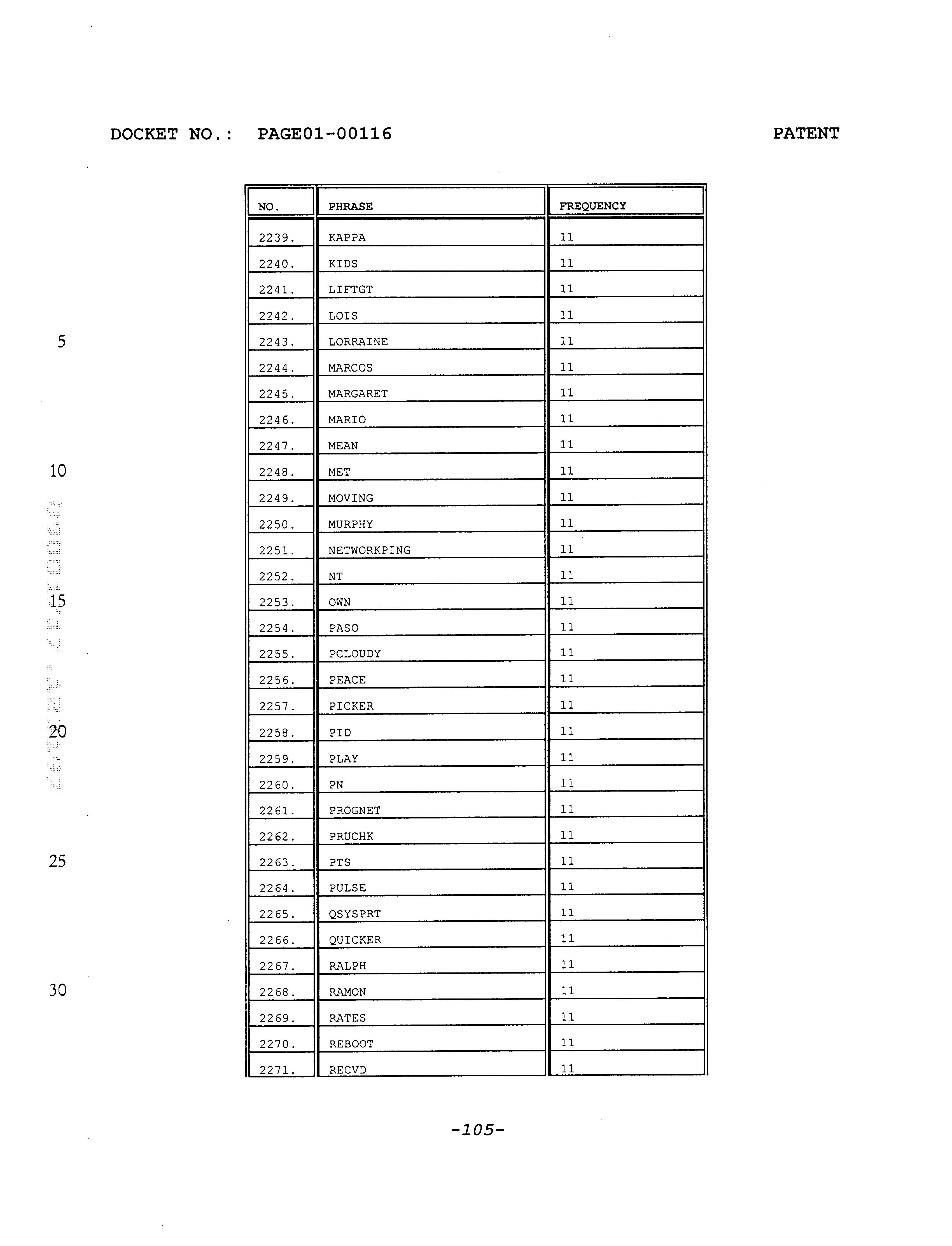 Figure US06198808-20010306-P00069