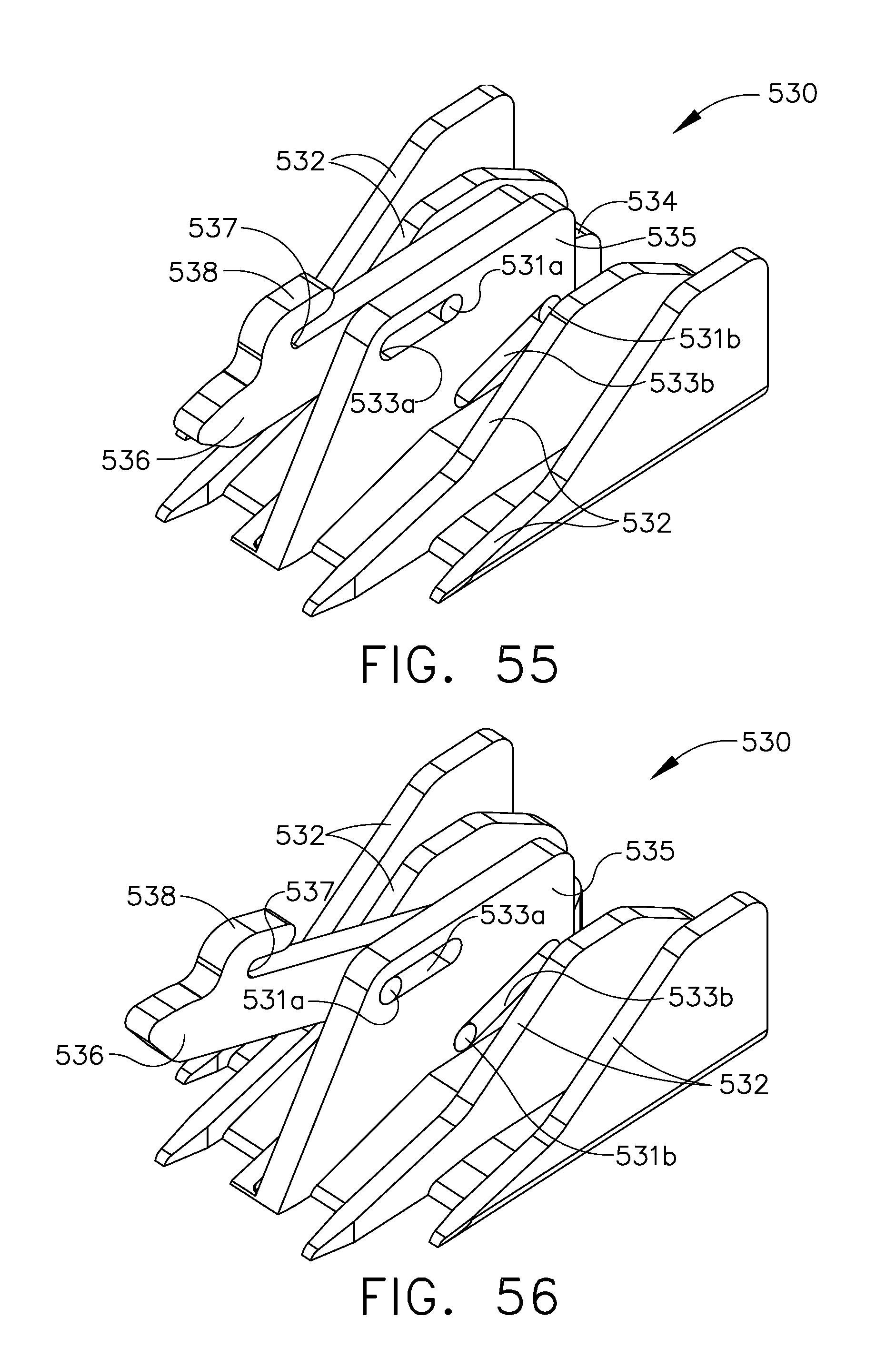 Us20150238185a1 Implantable Layers And Methods For Altering Logitech X 530 Wiring Diagram Use With Surgical Fastening Instruments Google Patents