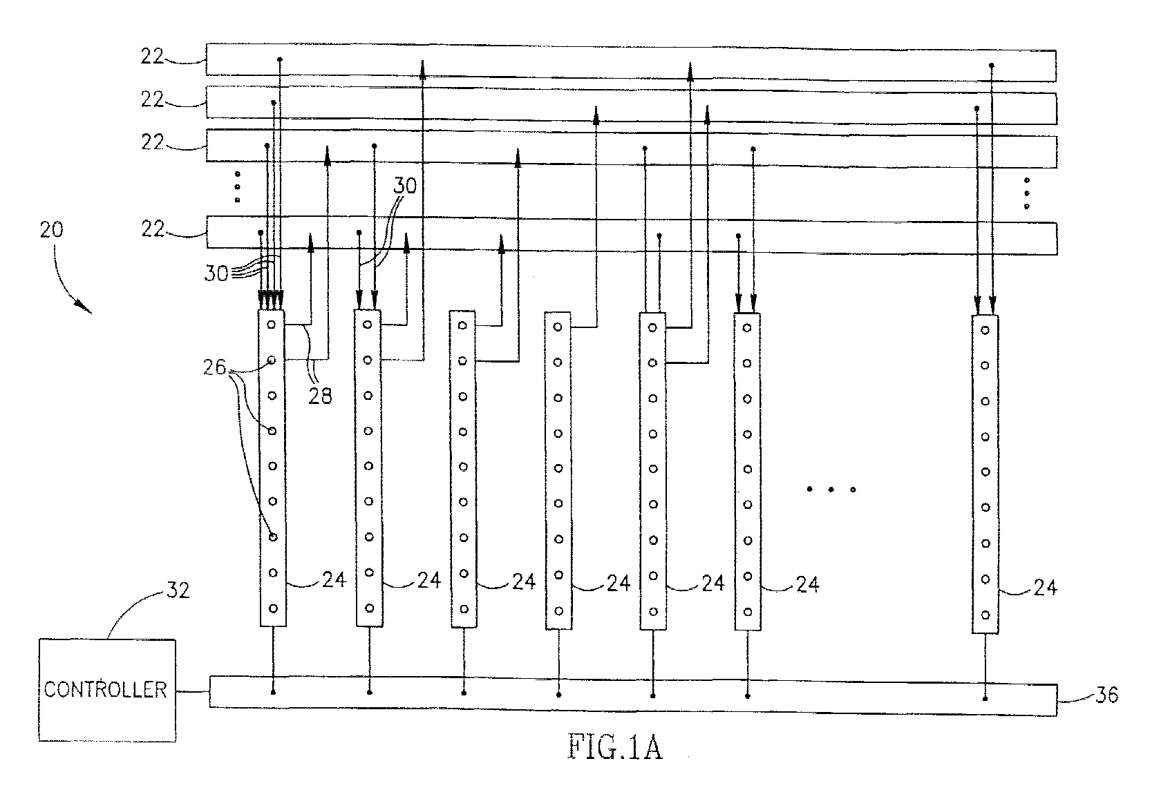 Ep1146429a1 Modular Computer Backplane Switch With Dynamic Bus Diagram Preferably The Bandwidth Capacity Of Substantially All Sub Buses Is Less Than Sum Maximal Transmission Capacities