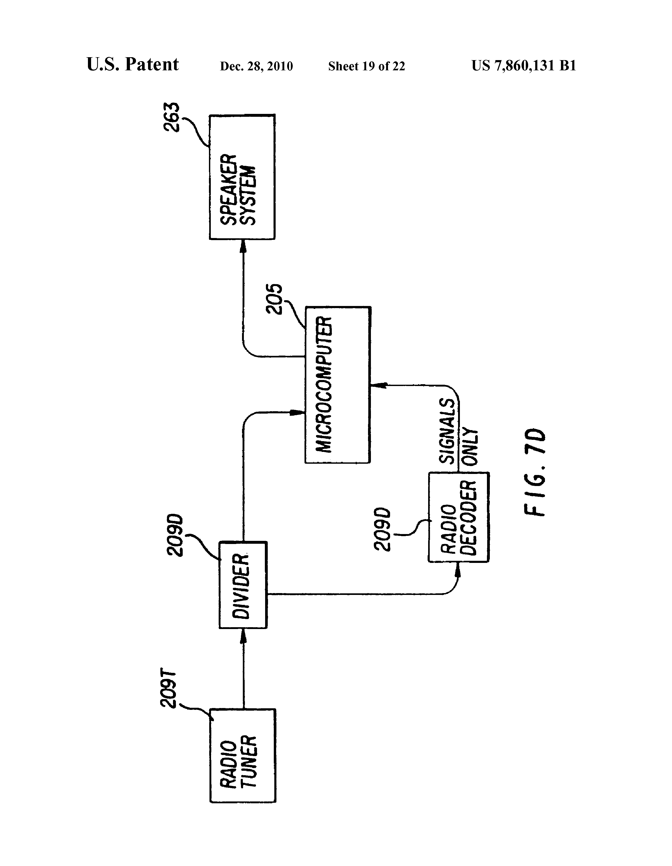 us7860131b1 signal processing apparatus and methods google patentsCharging Circuit Diagram For The 1947 51 Frazer All Models #17