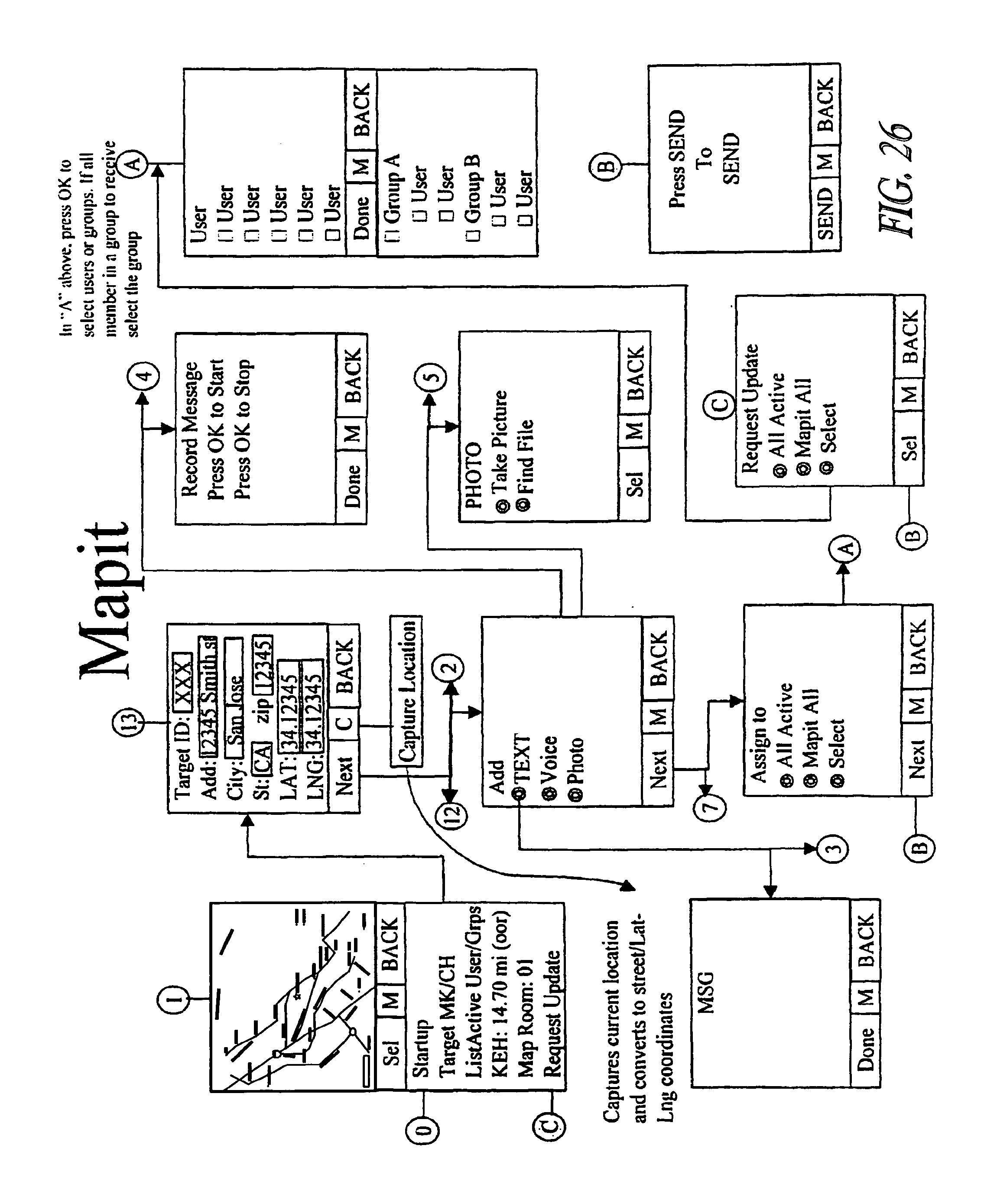 Us20110275388a1 Methods And Apparatuses For Geospatial Based Installing Aeon Labs Micro Dimmer On 4way Circuit Connected Things Sharing Of Information By Multiple Devices Google Patents