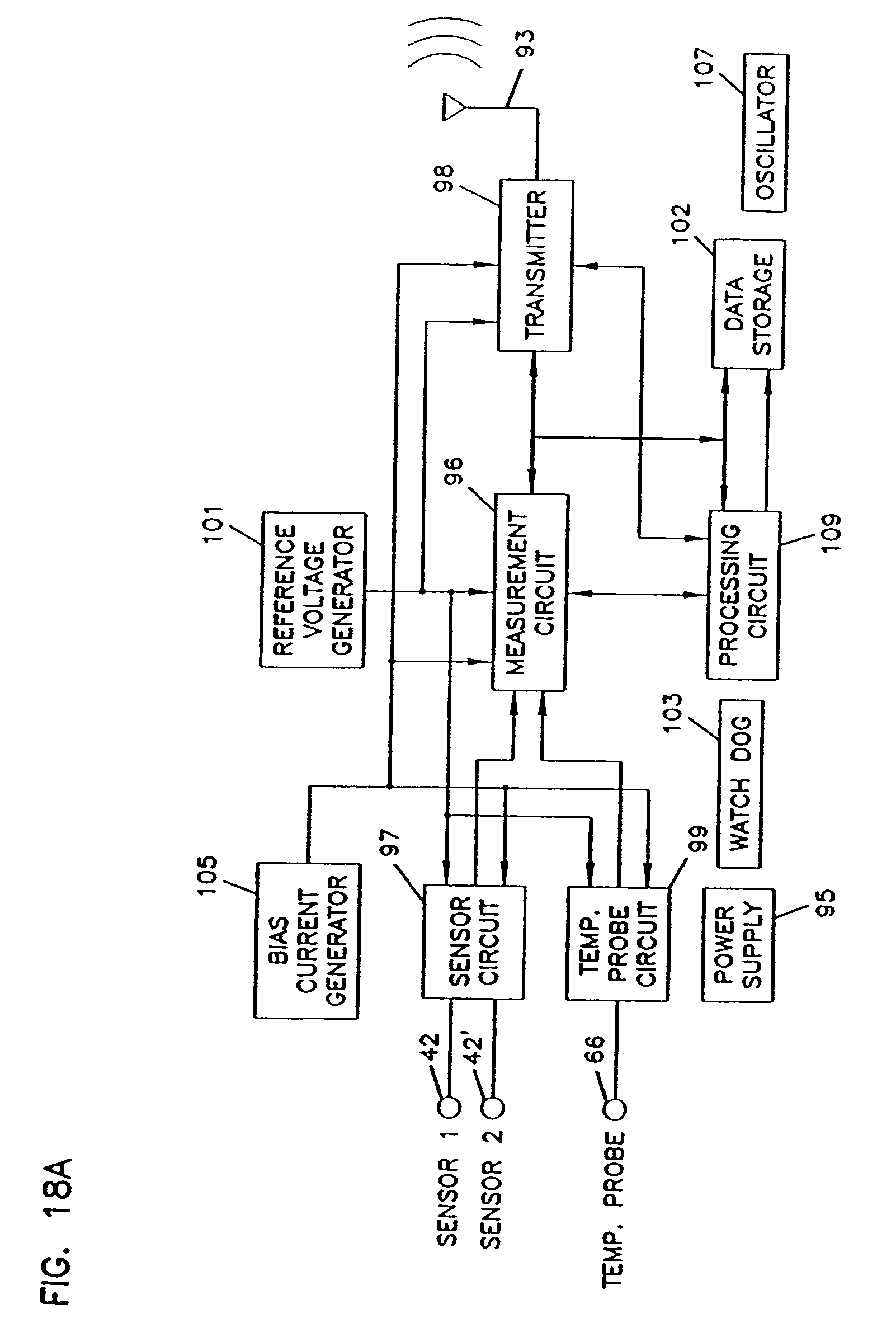 Us8255031b2 Analyte Monitoring Device And Methods Of Use Google Processcontrol Delabs Schematics Electronic Circuit Patents