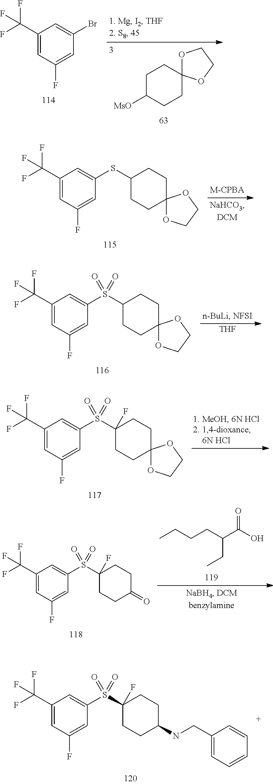 Us20120245137a1 Aryl Sulphone Derivatives As Calcium Channel Seal Skeleton Labeled See Diagram 9230 Figure 20120927 C00056