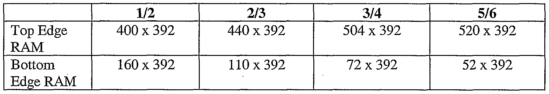 WO2004006441A2 - Method and system for memory management in