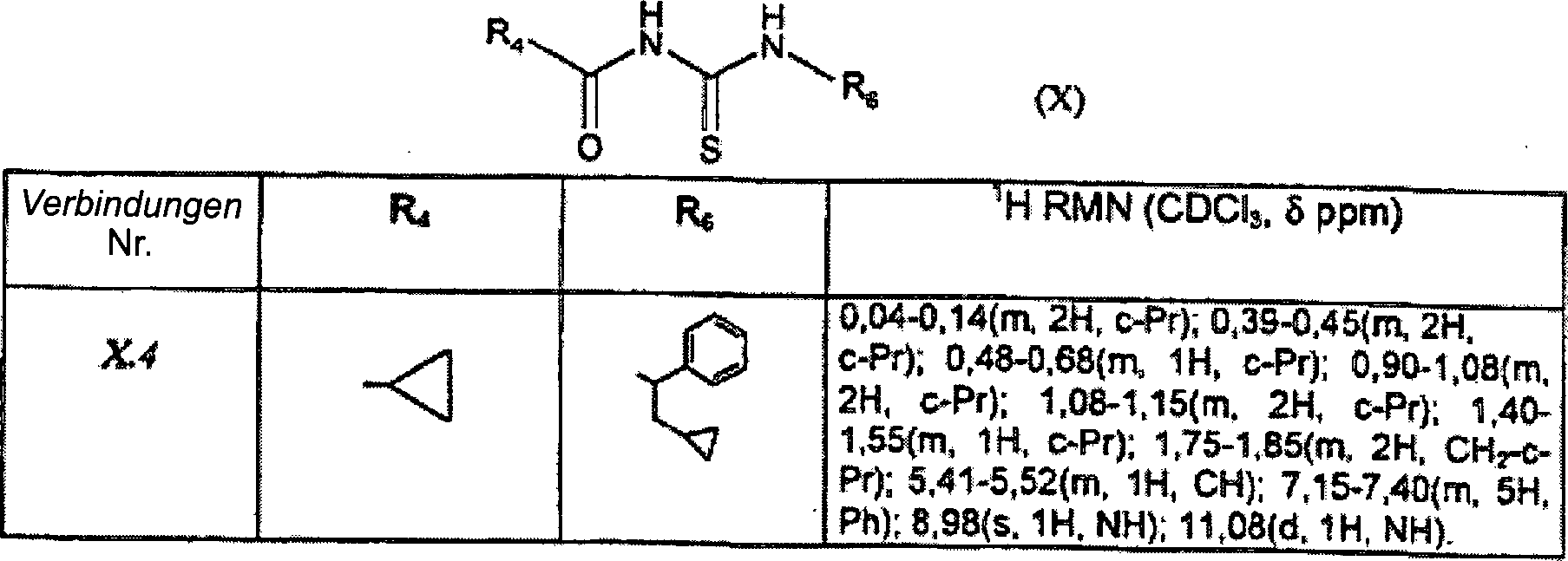 DE60010126T2 - Branched, substituted amino derivatives of 3