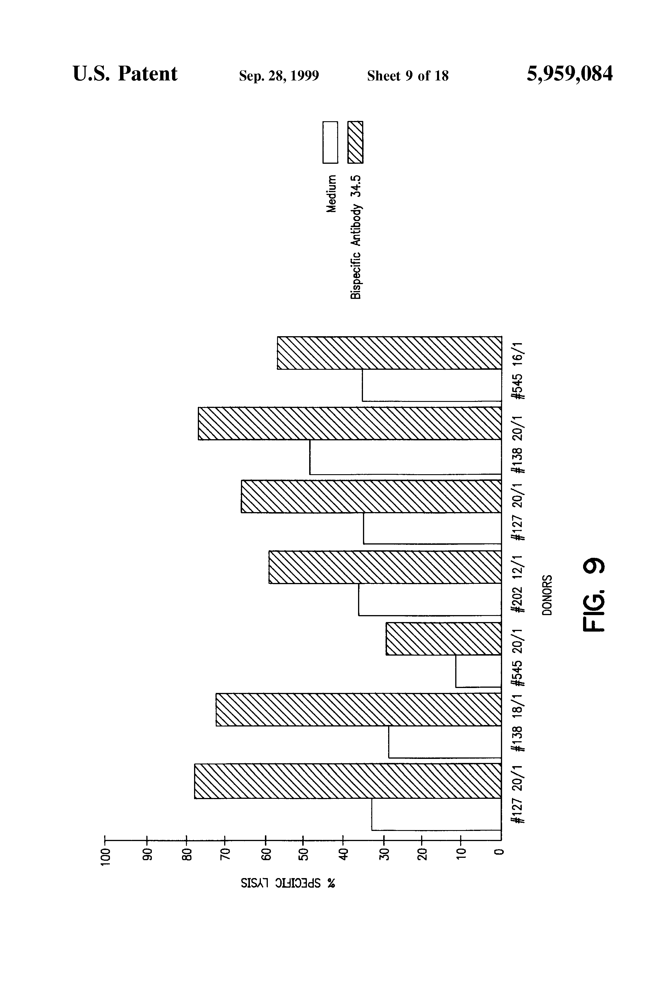 US5959084A - Bispecific antibodies, methods of production