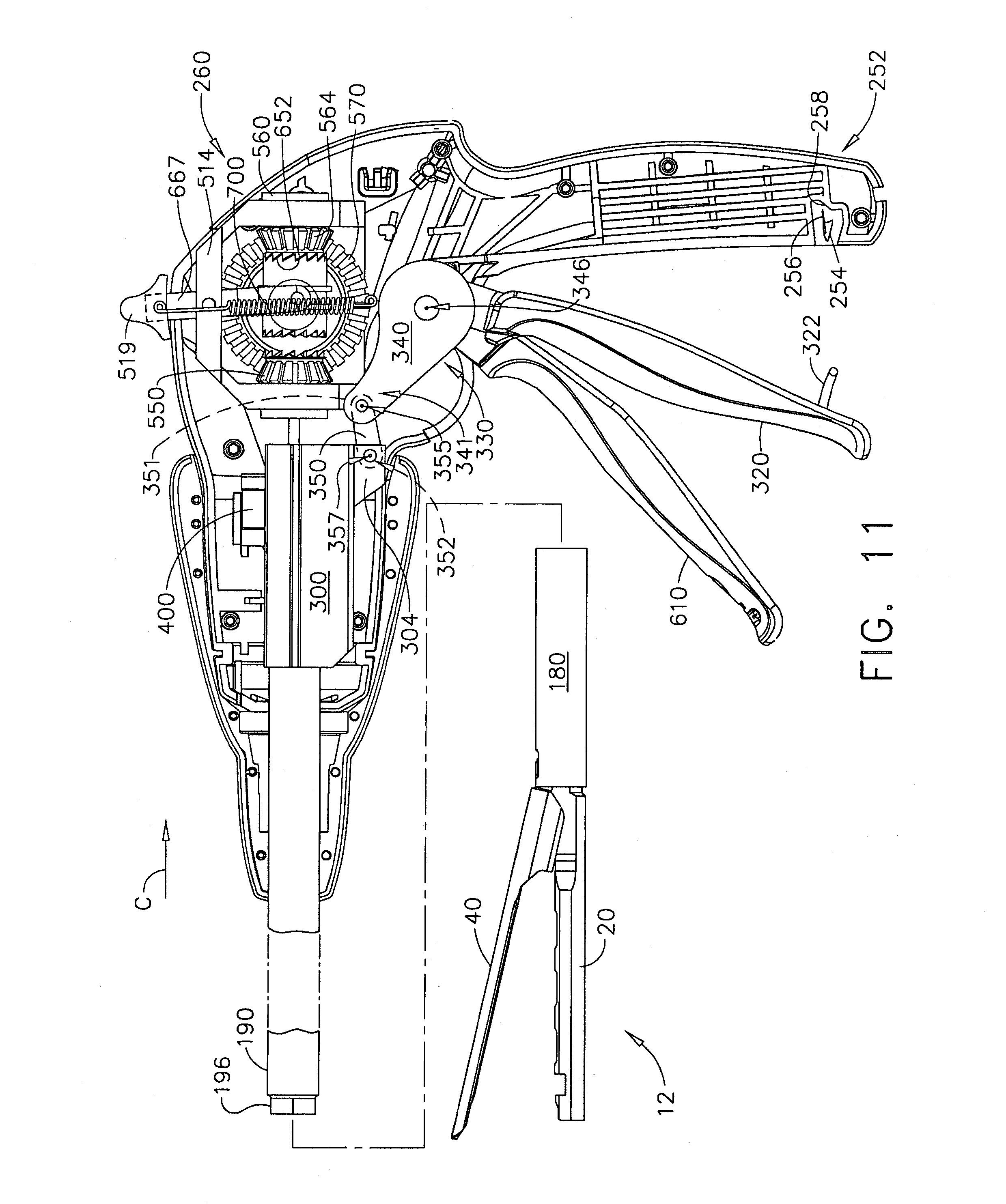international 254 wiring diagram us20130048697a1 manually driven surgical cutting and fastening  manually driven surgical cutting and