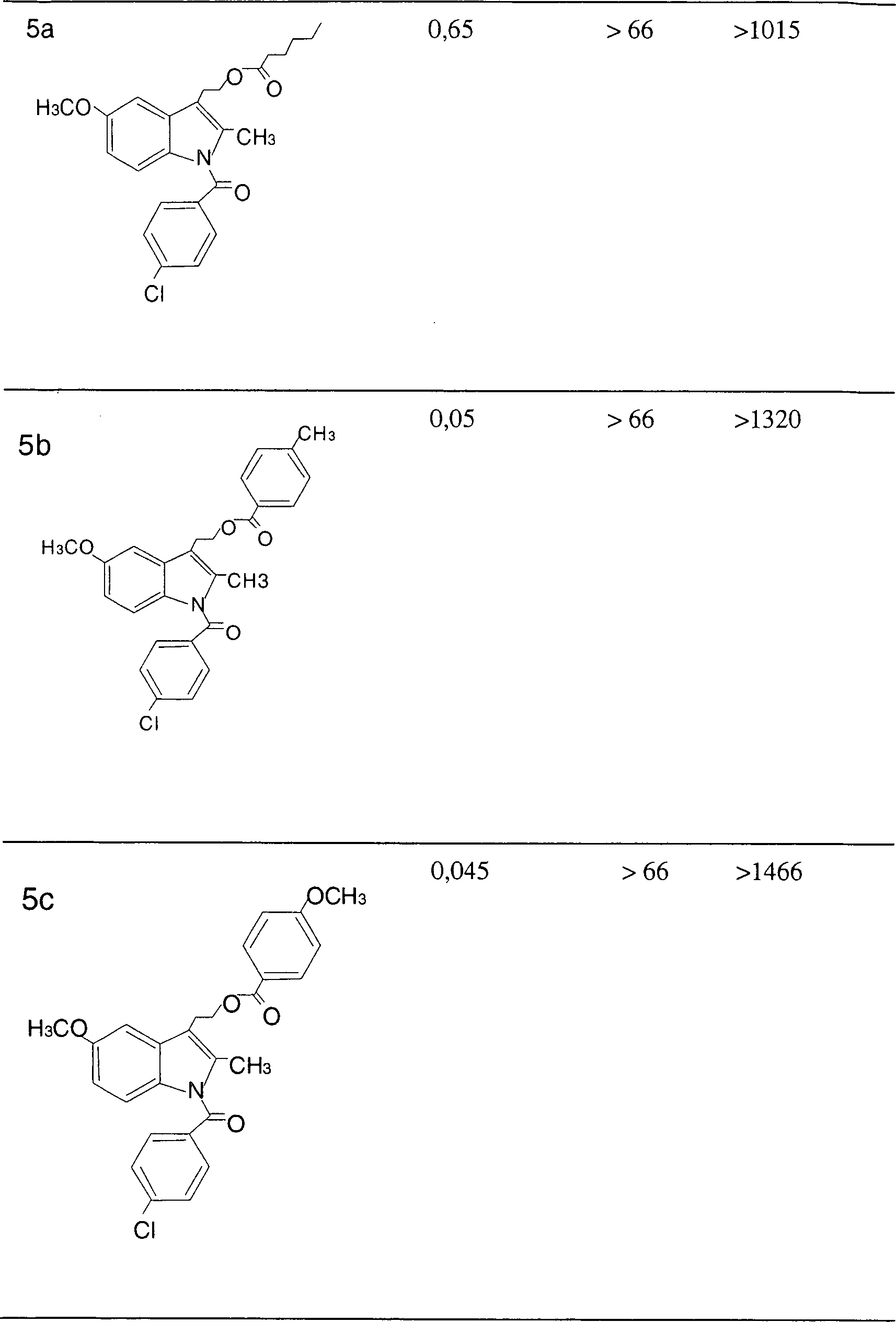 DE60036816T2 - New ester as selective cox-2 inhibitors from ...