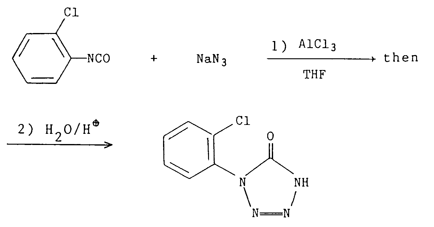 EP0638561B1 - Process for the production of 1-substituted-5