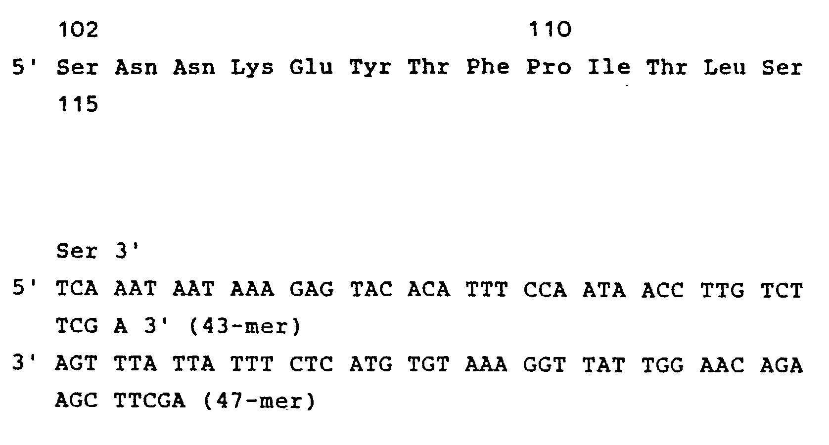 EP0302801A1 - Vaccines of which the characteristic epitope