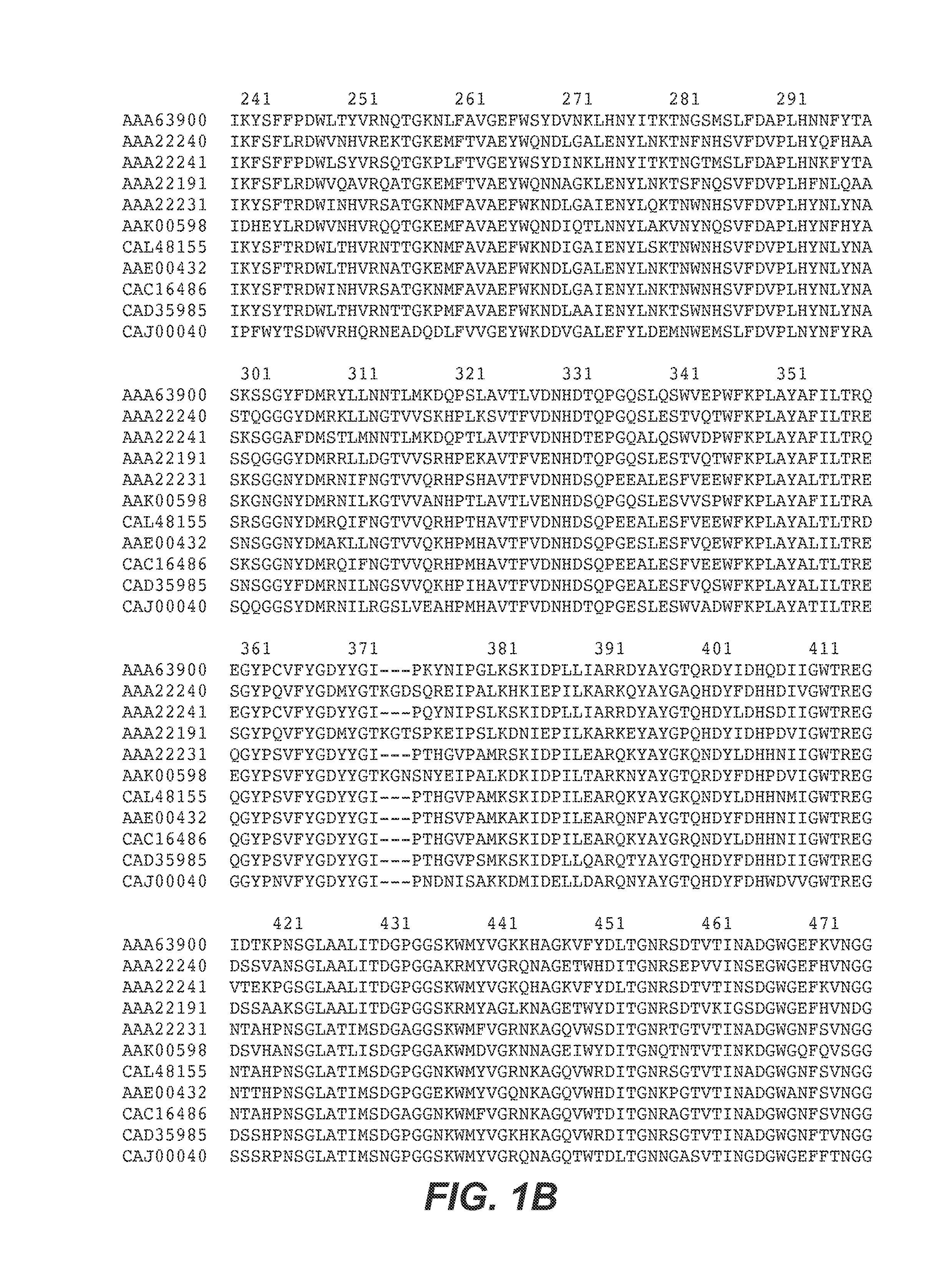 US20150087573A1 - Compositions and Methods Comprising Alpha-Amylase