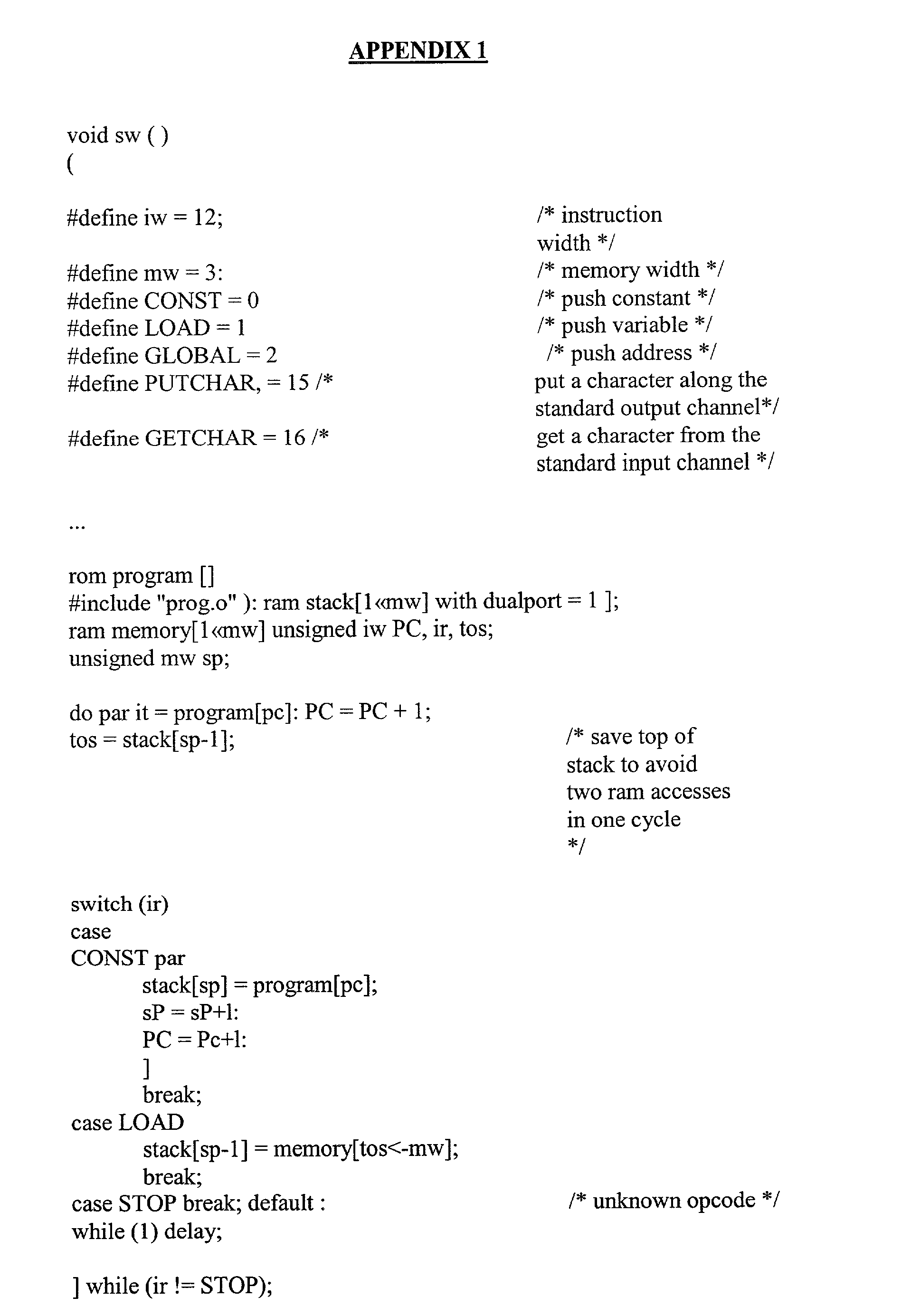 Figure US20030140337A1-20030724-P00001