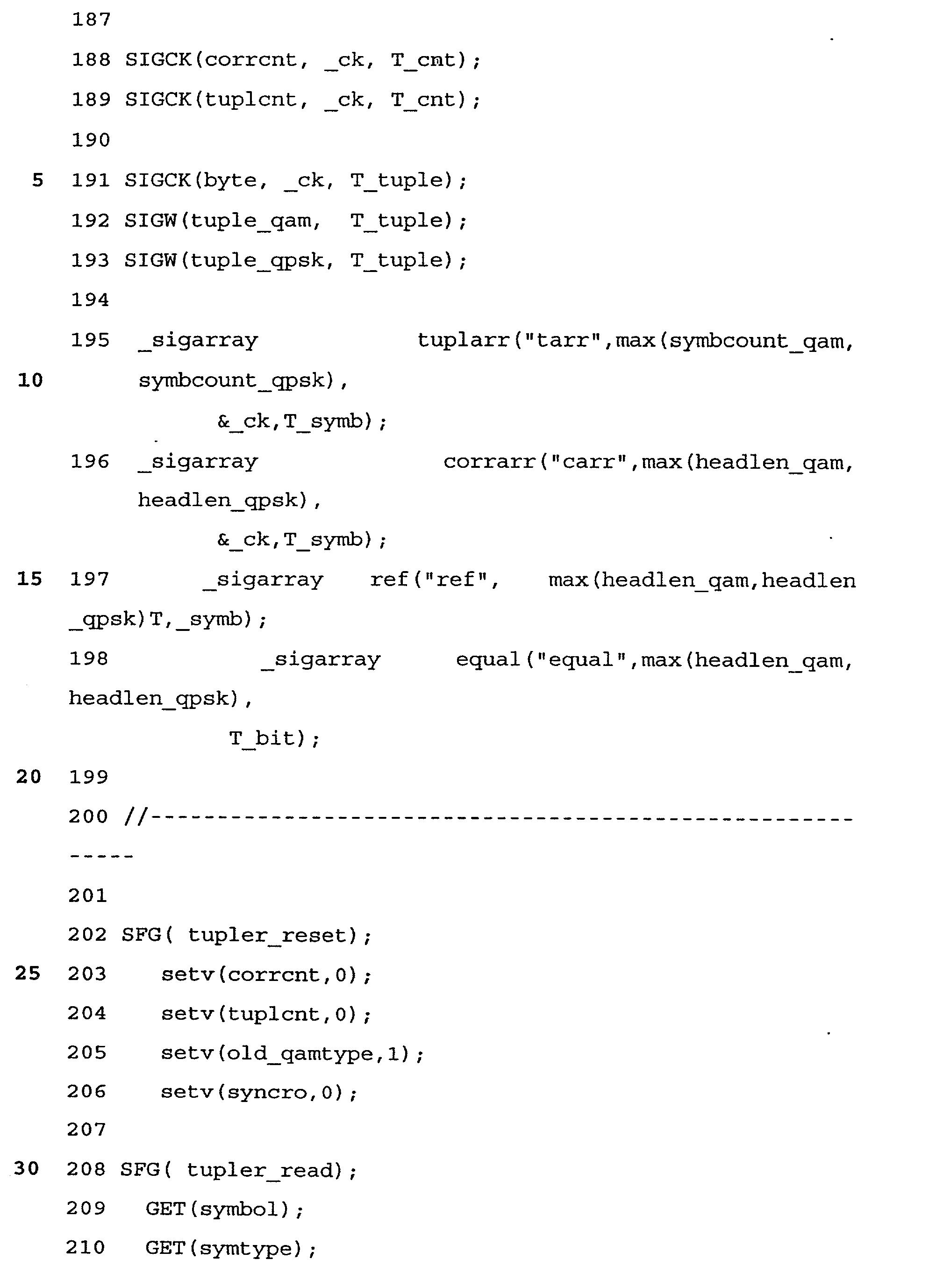 Figure US20030216901A1-20031120-P00101